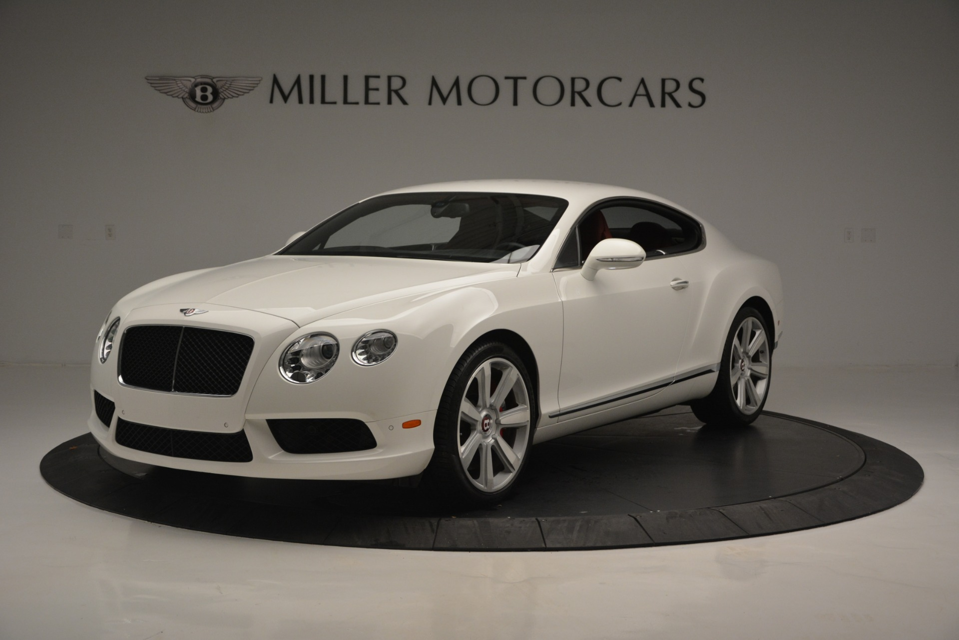 Used 2015 Bentley Continental GT V8   Greenwich, CT
