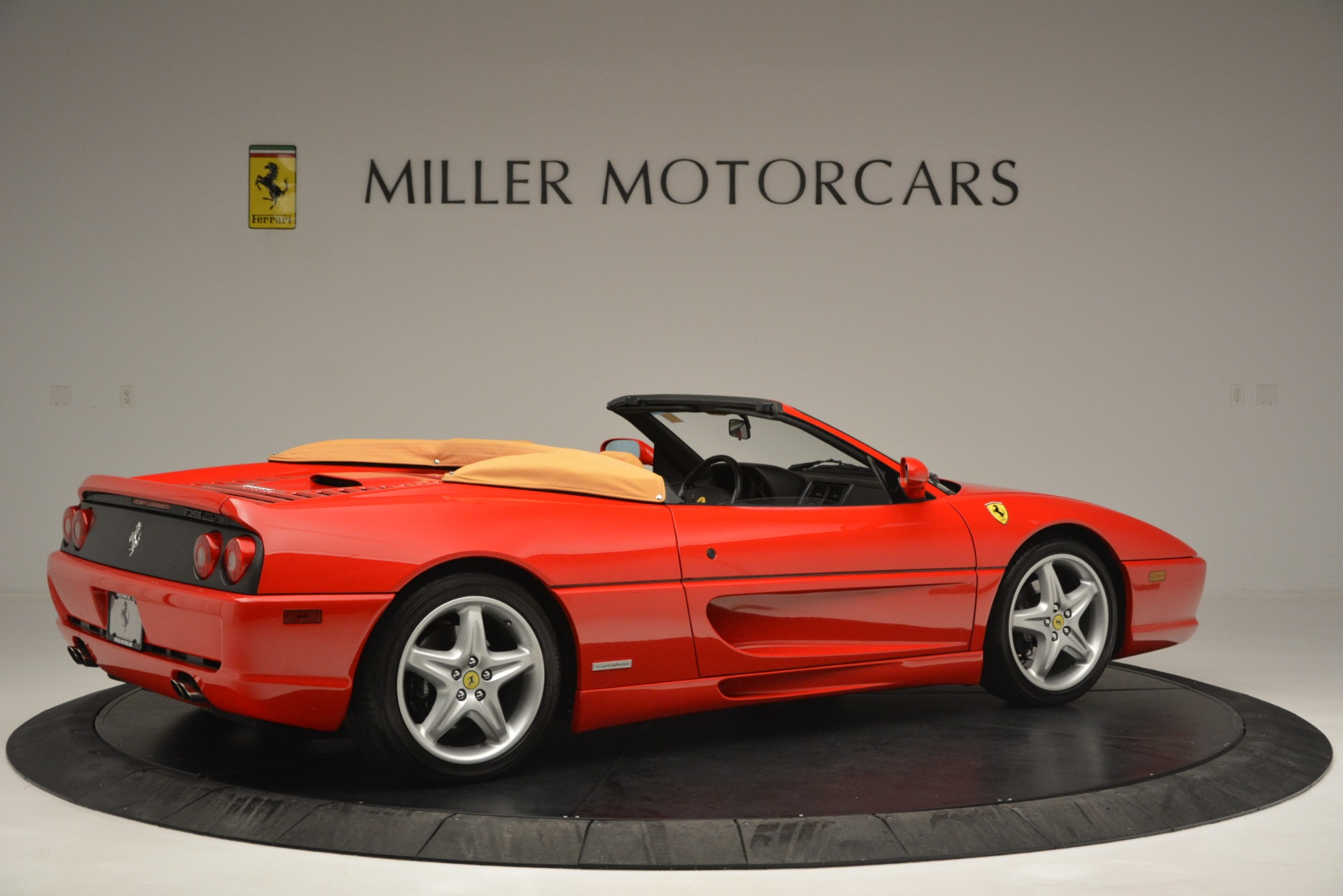 Used 1997 Ferrari 355 Spider 6 Speed Manual