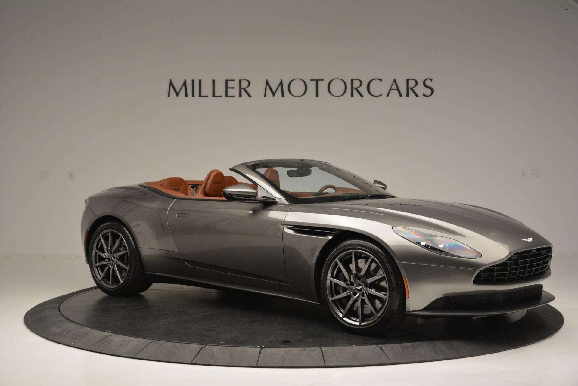 Used 2019 Aston Martin DB11 V8 Convertible
