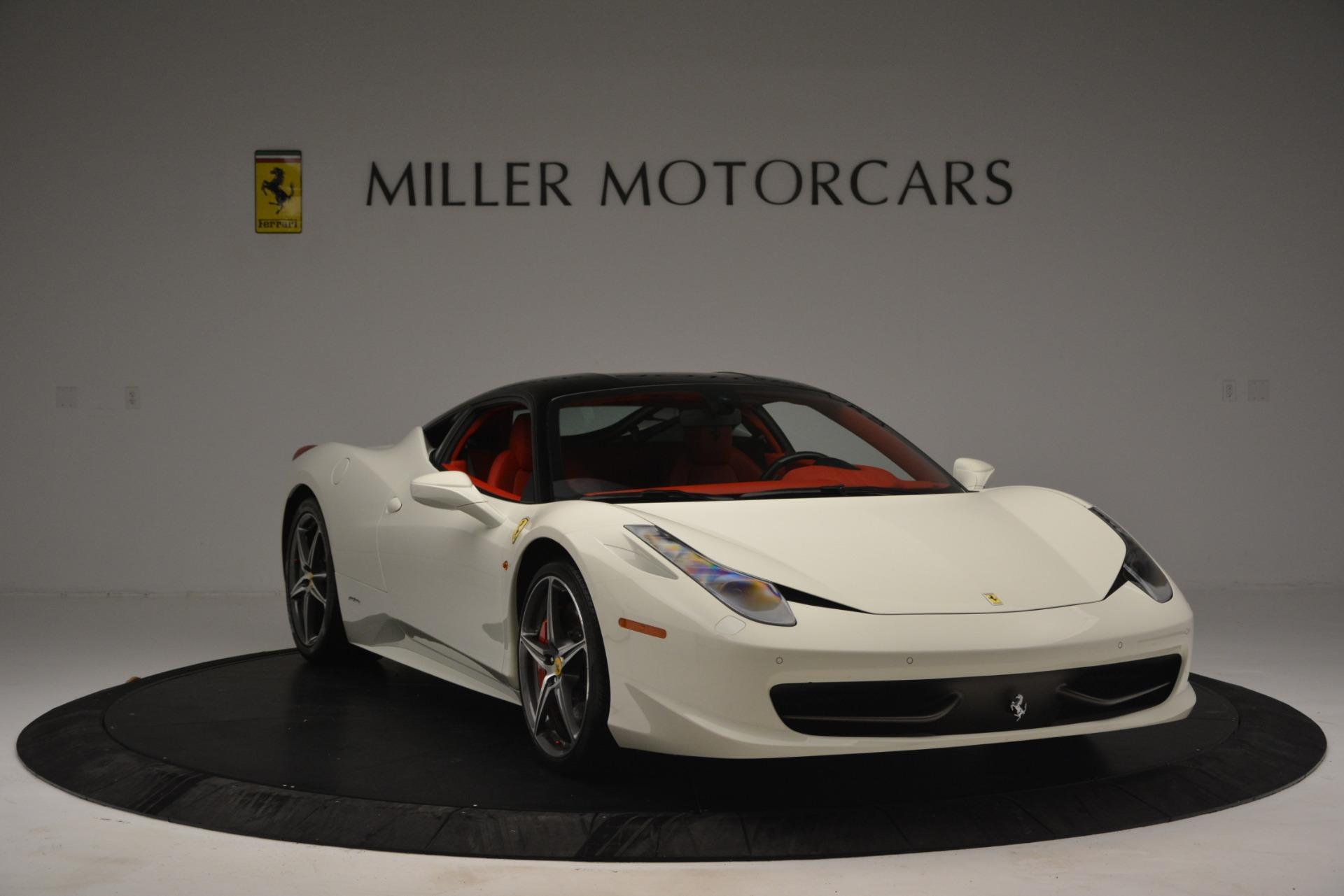 Used 2012 Ferrari 458 Italia