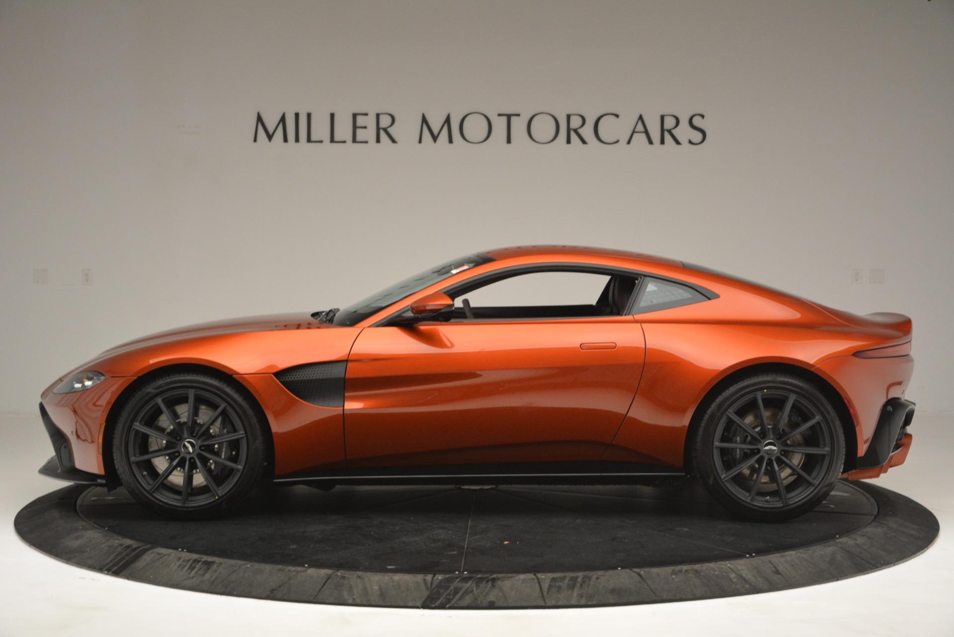 Used 2019 Aston Martin Vantage Coupe