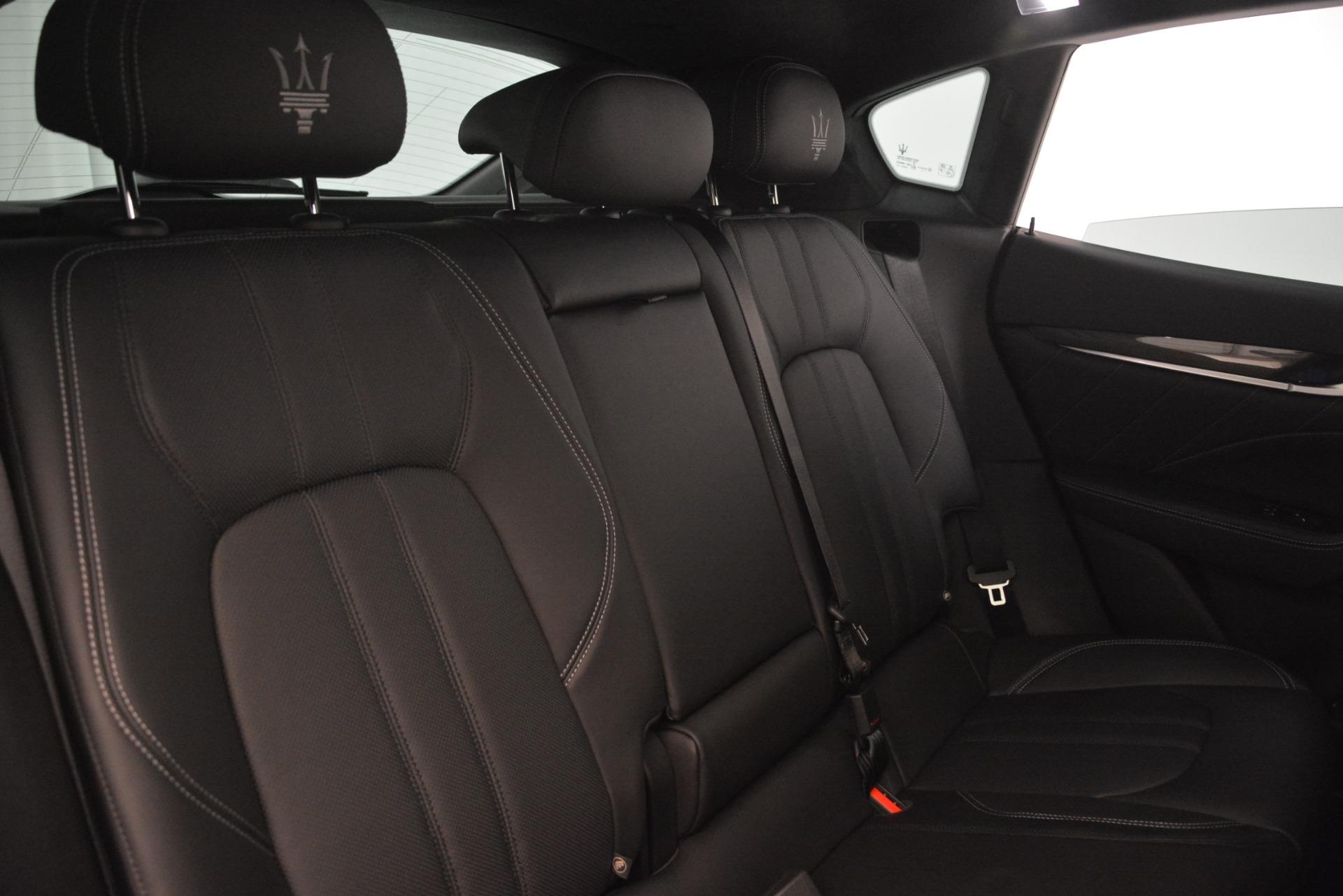 New 2019 Maserati Levante GTS