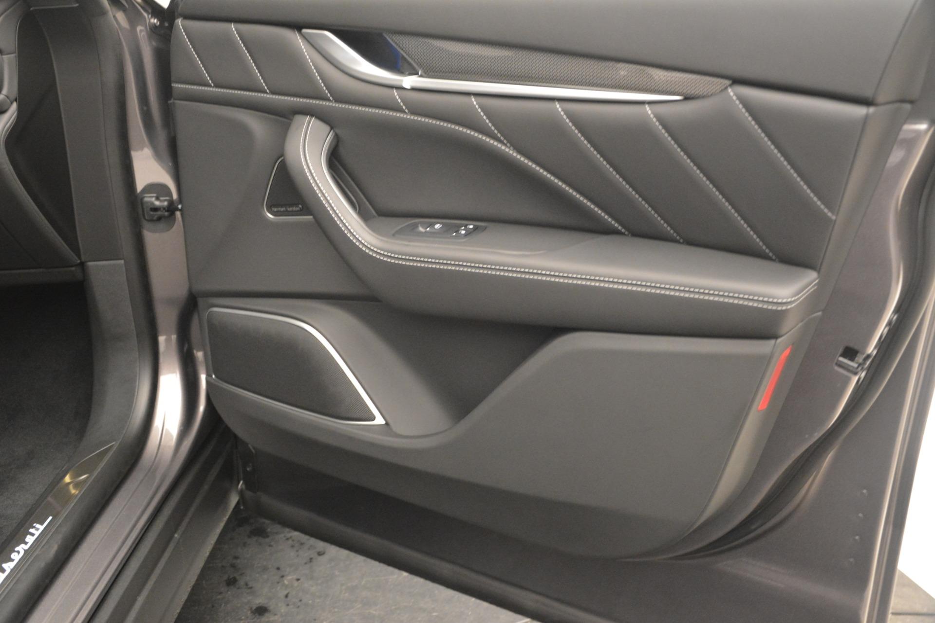 New 2019 Maserati Levante Q4 GranSport