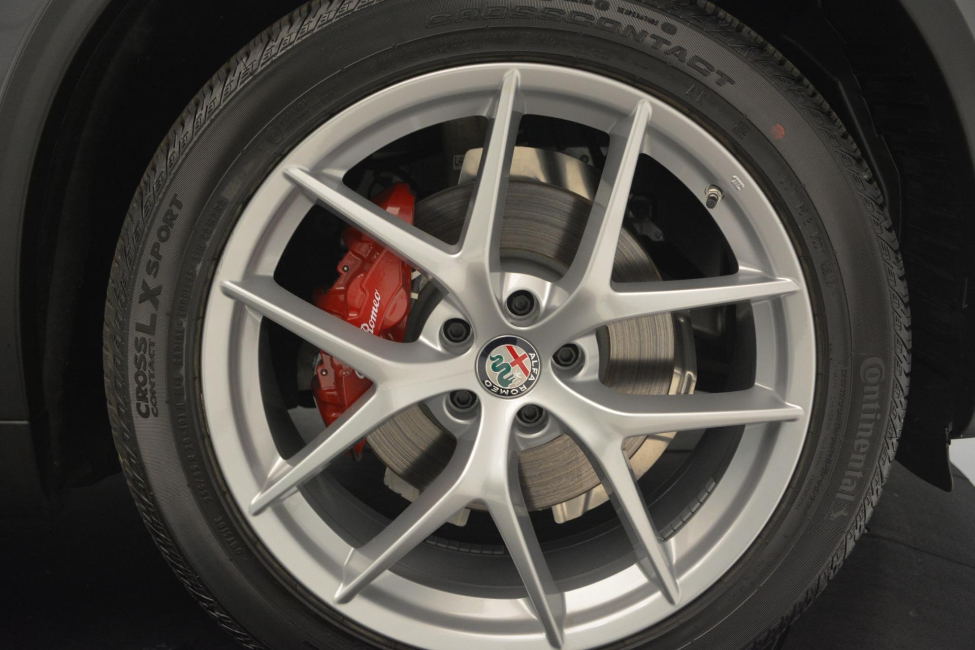 Used 2019 Alfa Romeo Stelvio Sport Q4