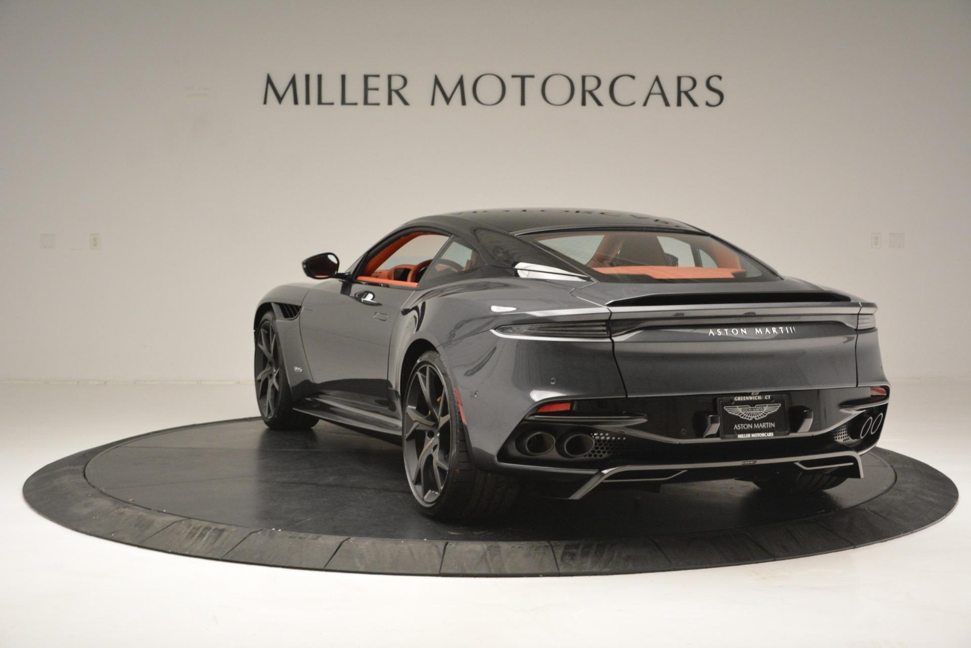 New 2019 Aston Martin DBS Superleggera
