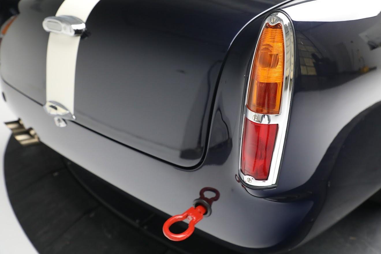 New 2018 Aston Martin DB4 GT Continuation