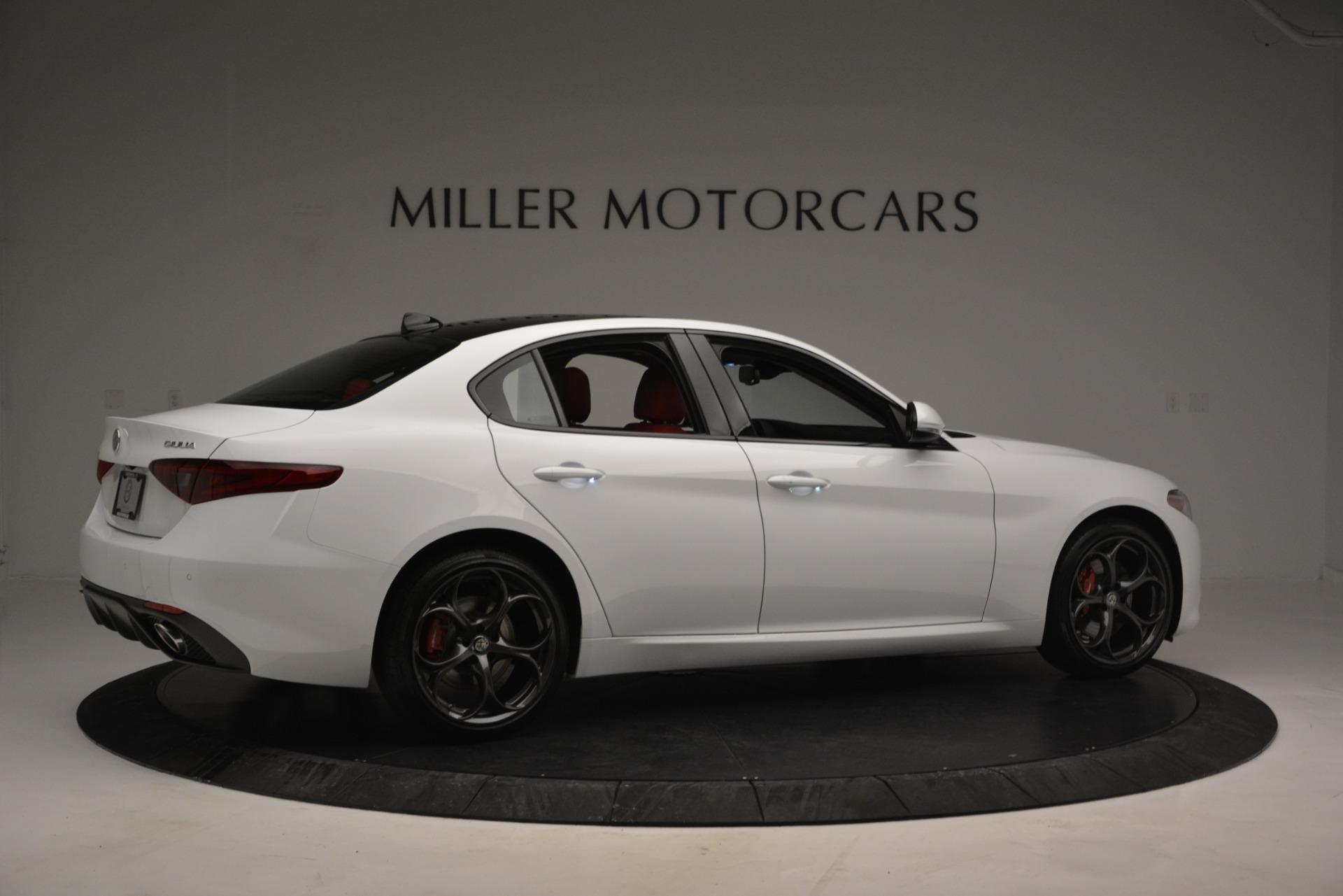 New 2019 Alfa Romeo Giulia Ti Sport Q4