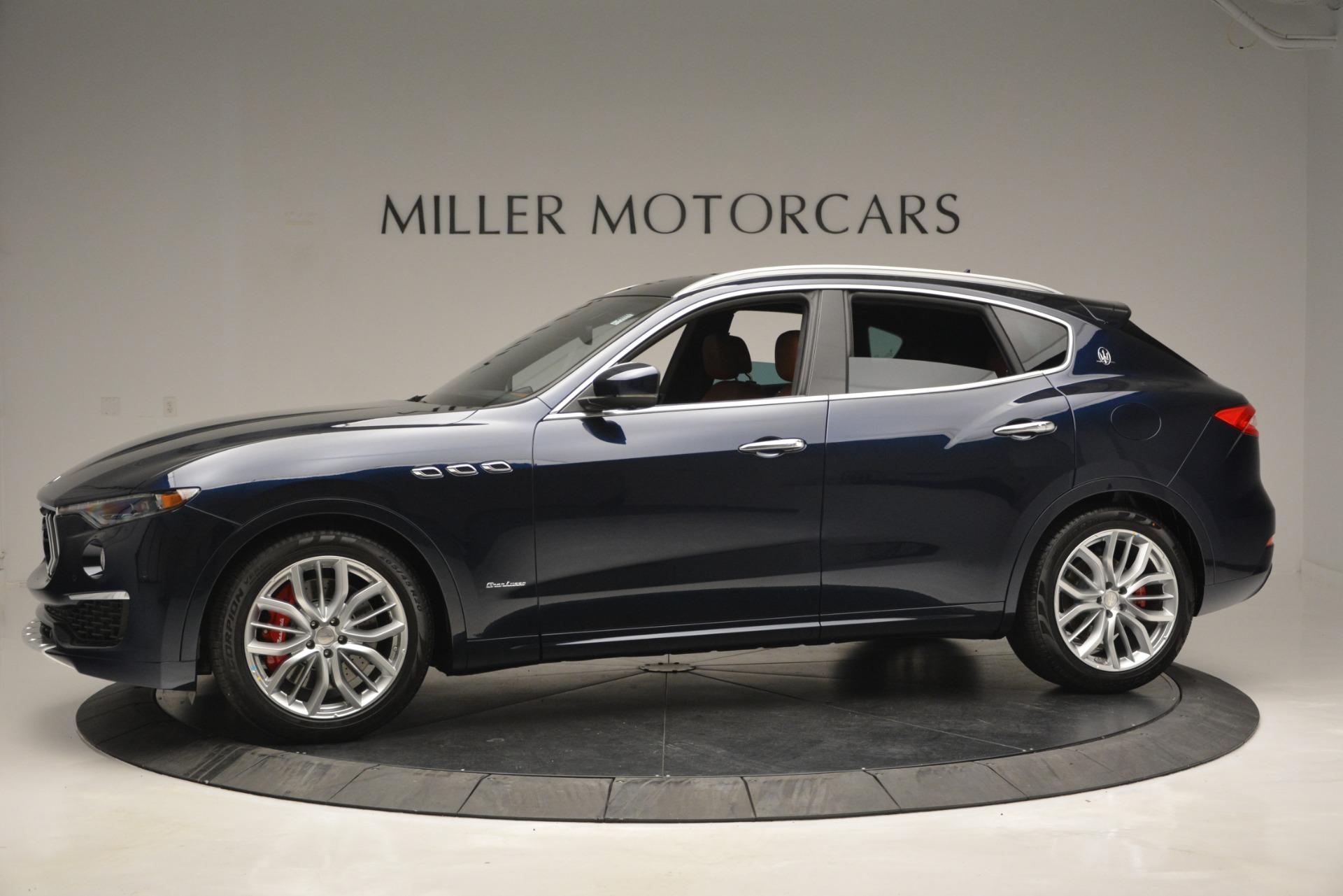 New 2019 Maserati Levante S Q4 GranLusso