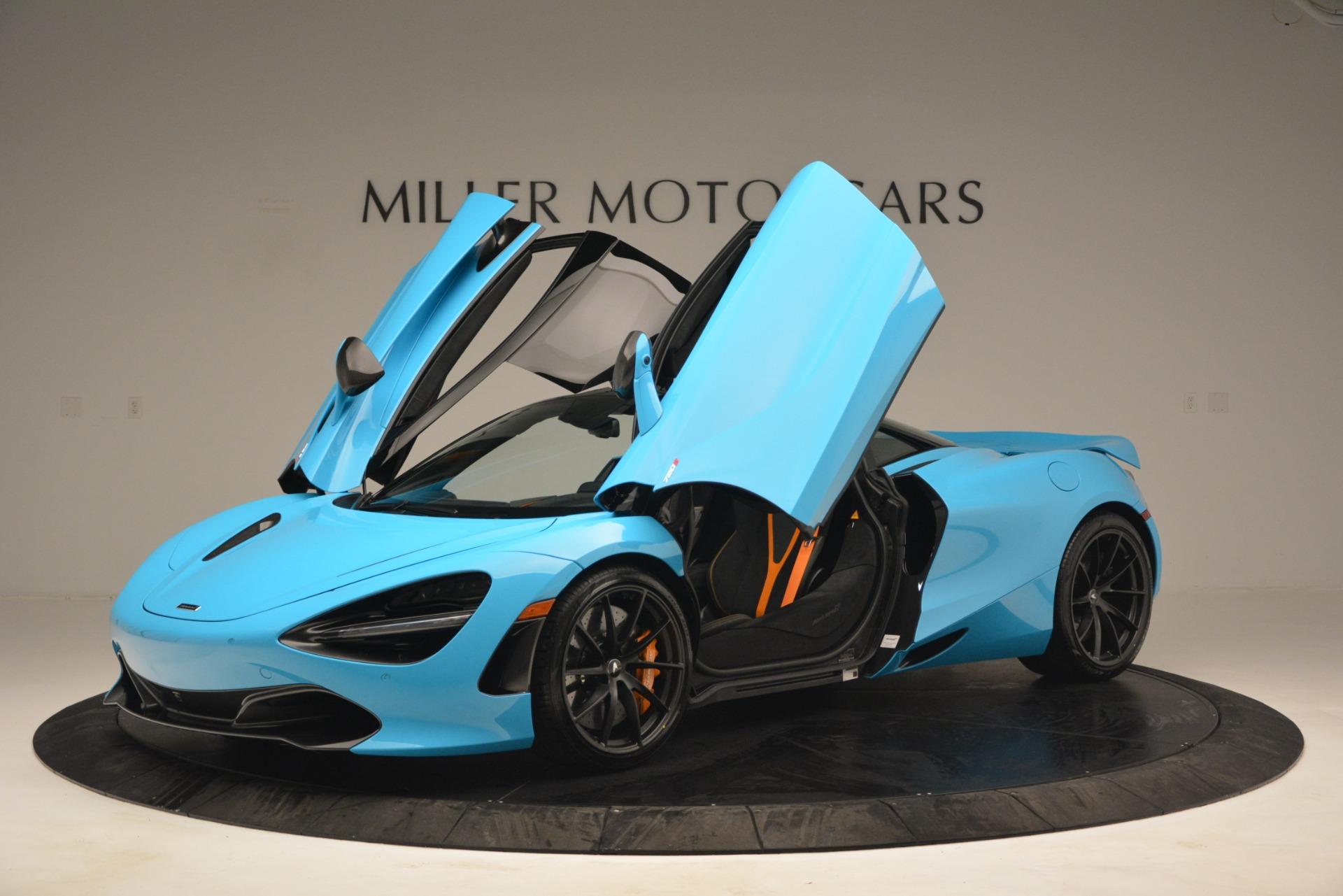 New 2019 McLaren 720S Coupe