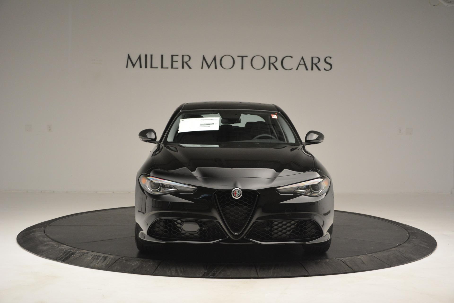 New 2019 Alfa Romeo Giulia Sport Q4