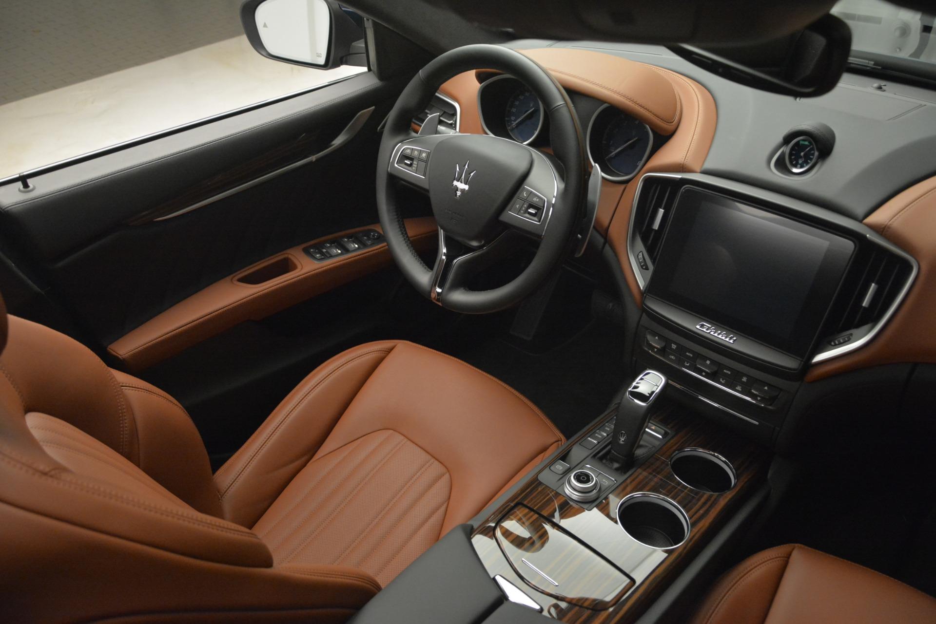 New 2019 Maserati Ghibli S Q4 GranLusso