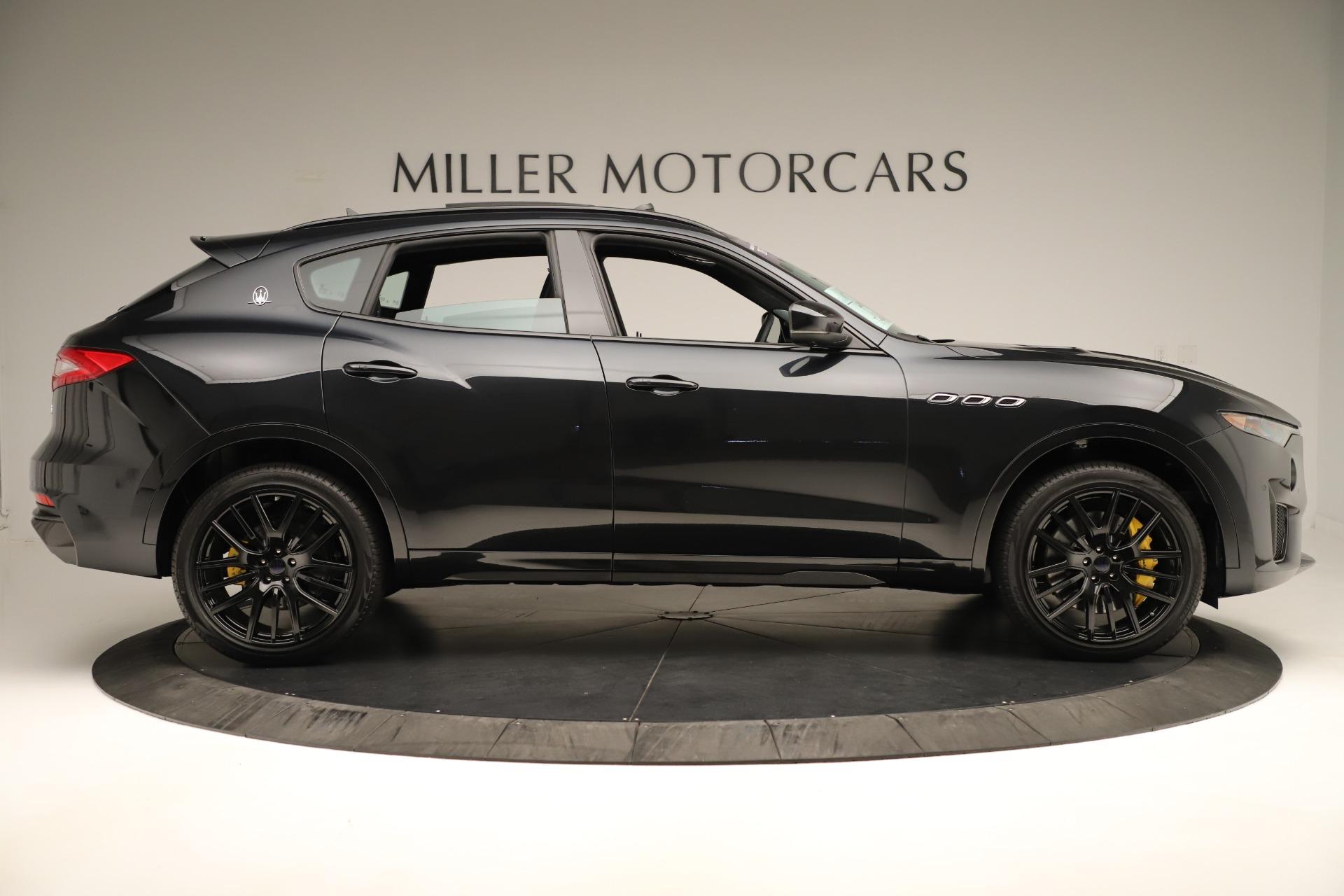 New 2019 Maserati Levante Trofeo
