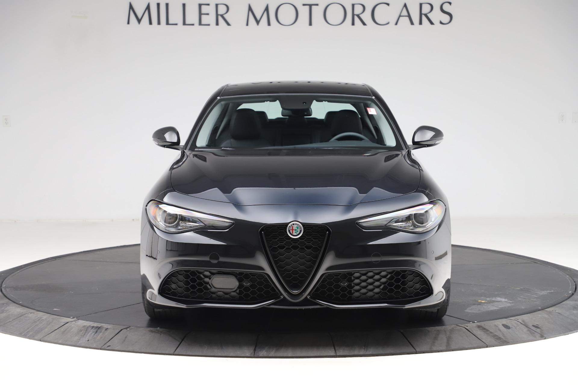 Used 2019 Alfa Romeo Giulia Sport Q4