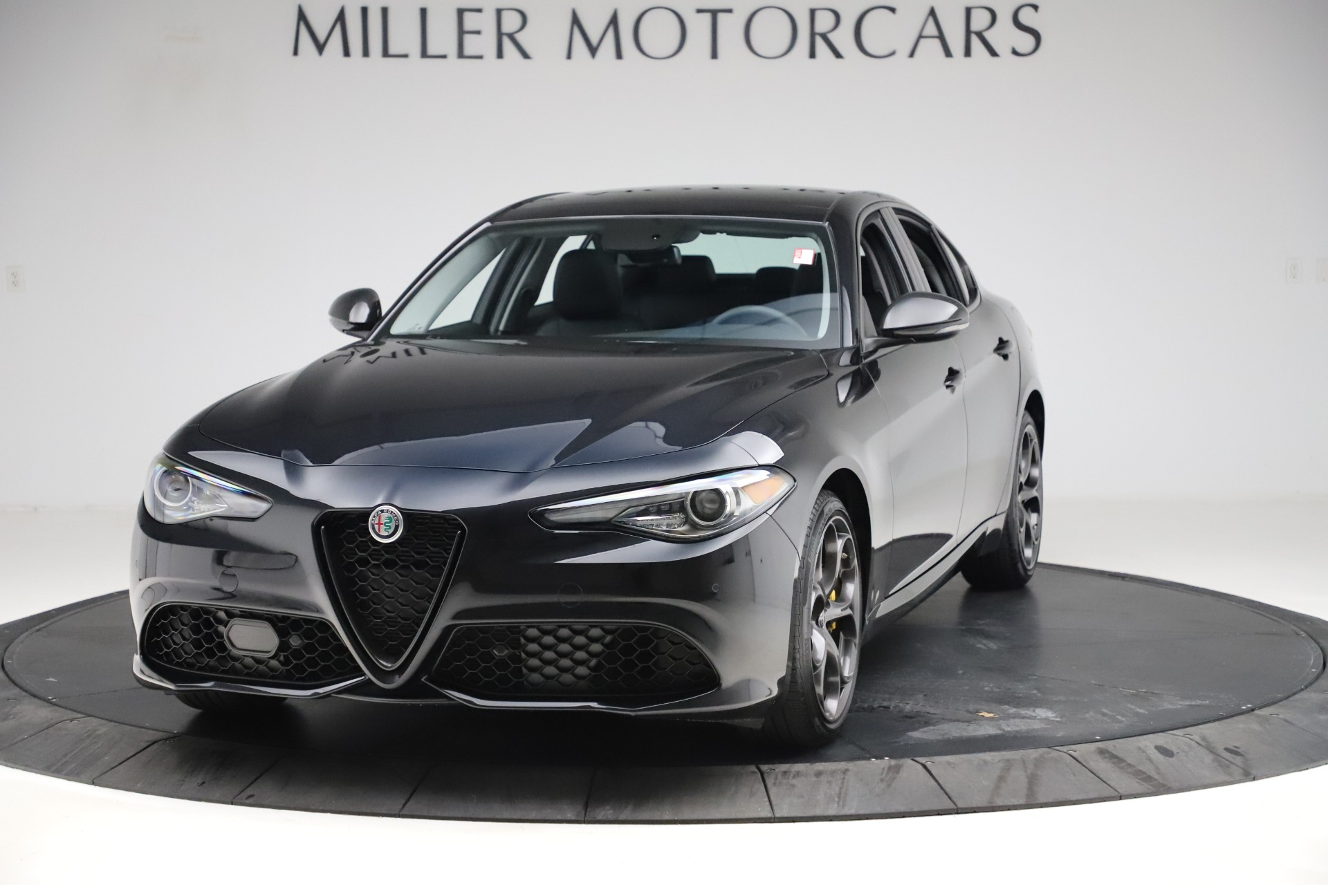 Used 2019 Alfa Romeo Giulia Sport Q4   Greenwich, CT