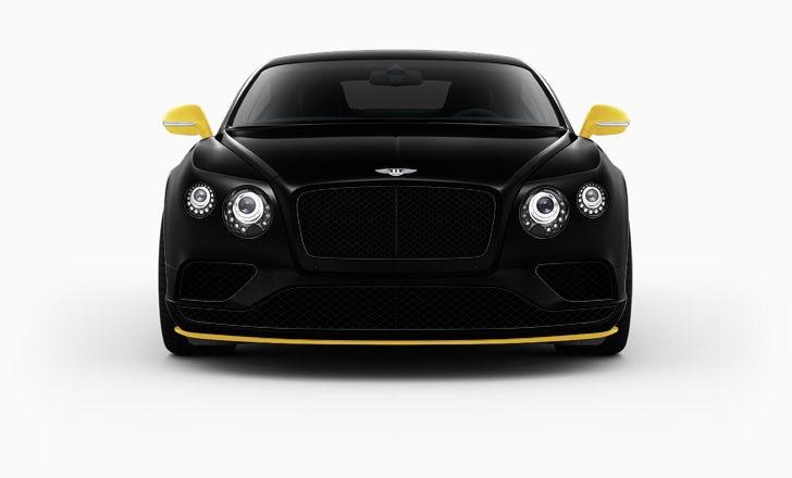 New 2017 Bentley Continental GT Speed Black Edition