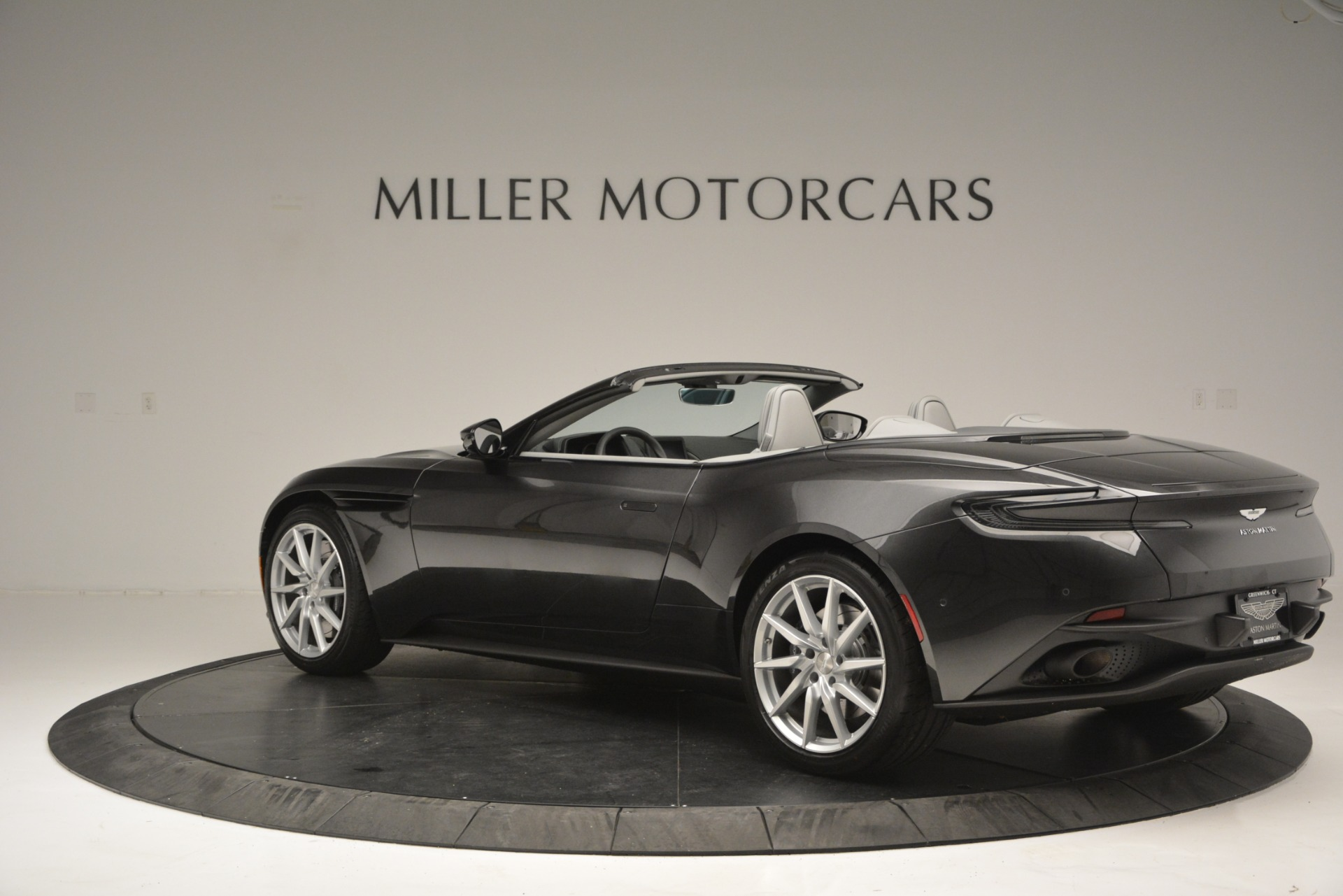 New 2019 Aston Martin DB11 V8 Convertible