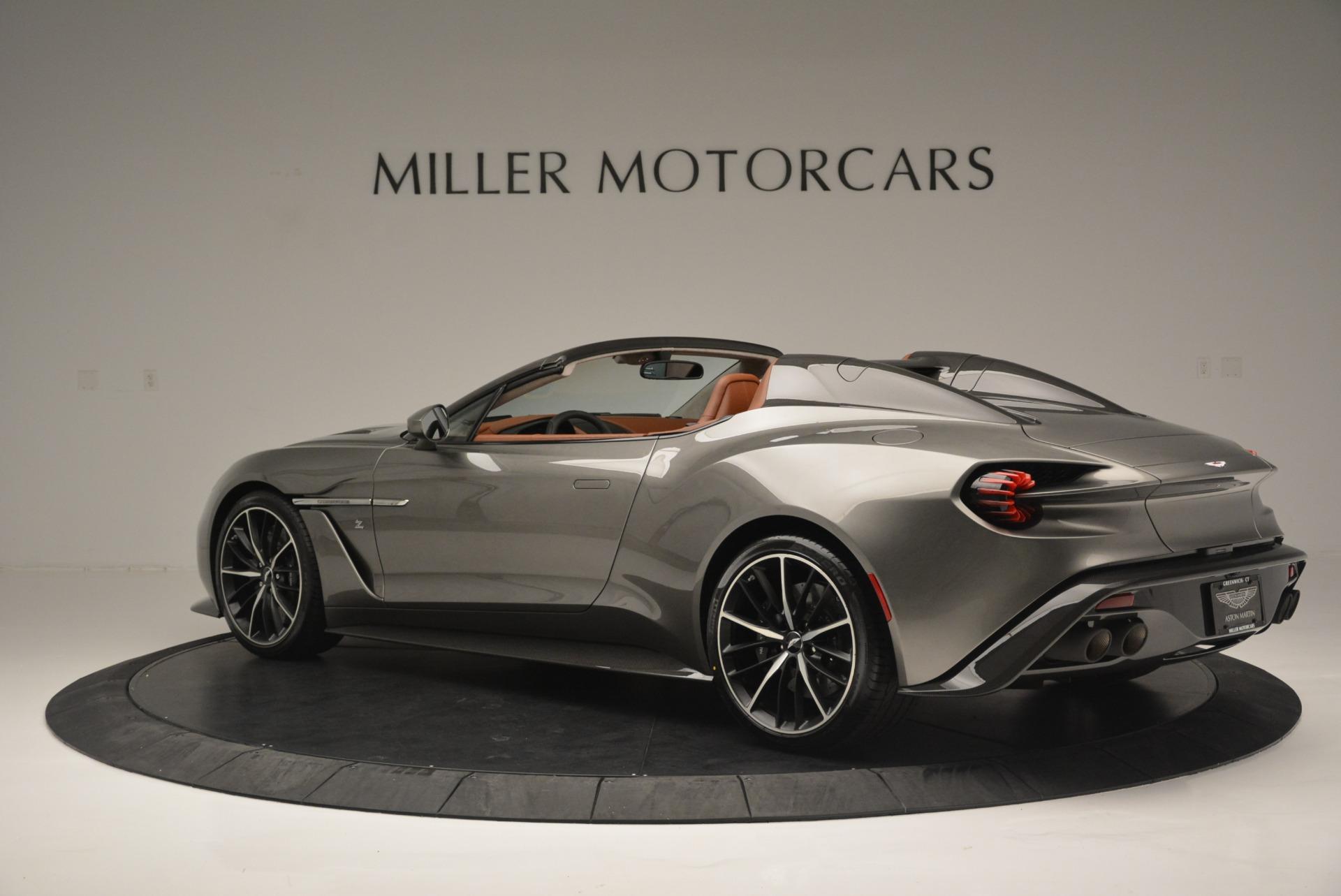 Used 2018 Aston Martin Zagato Speedster Convertible