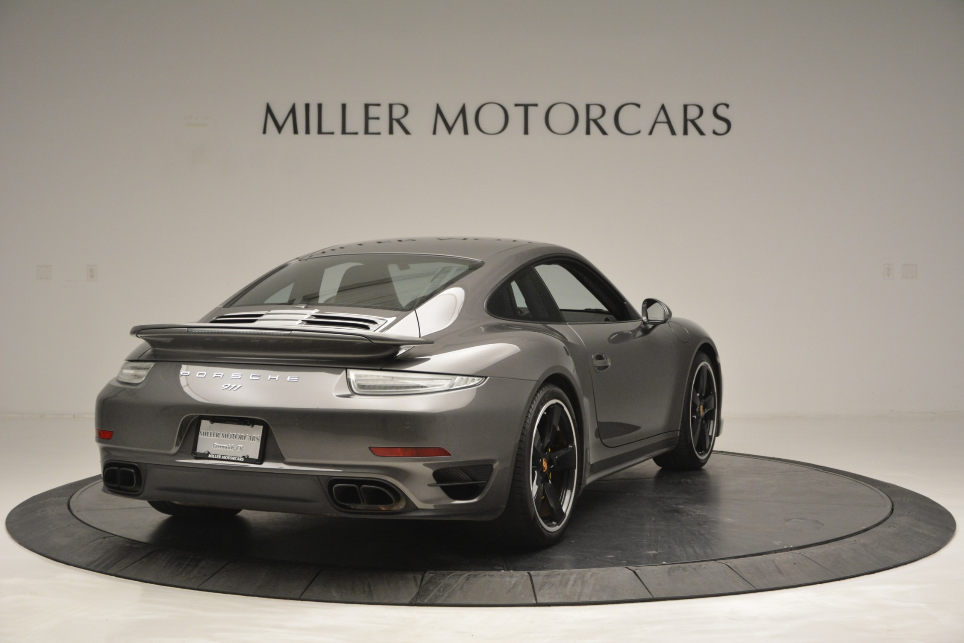Used 2015 Porsche 911 Turbo S