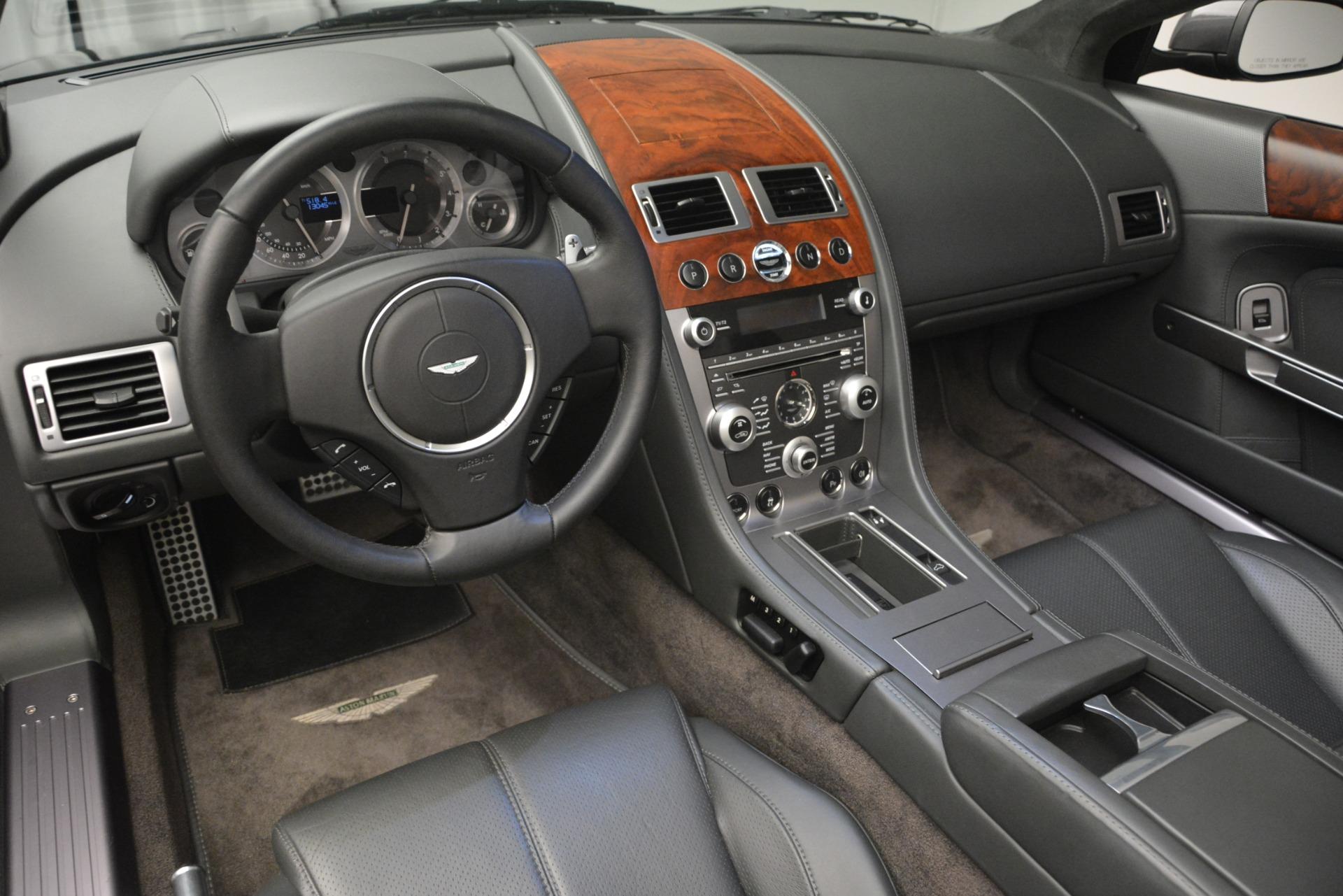 Used 2009 Aston Martin DB9 Convertible