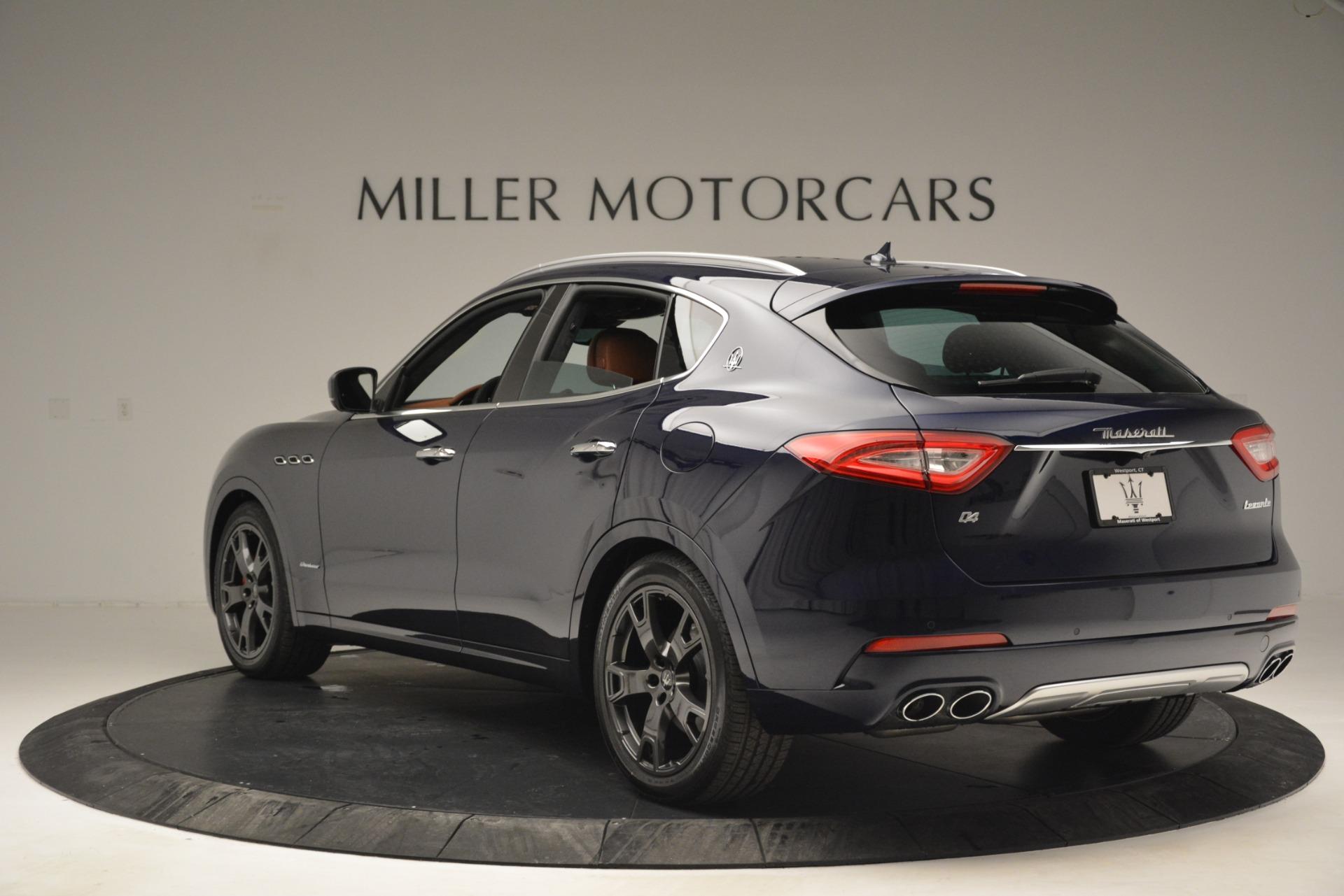 New 2019 Maserati Levante Q4 GranLusso