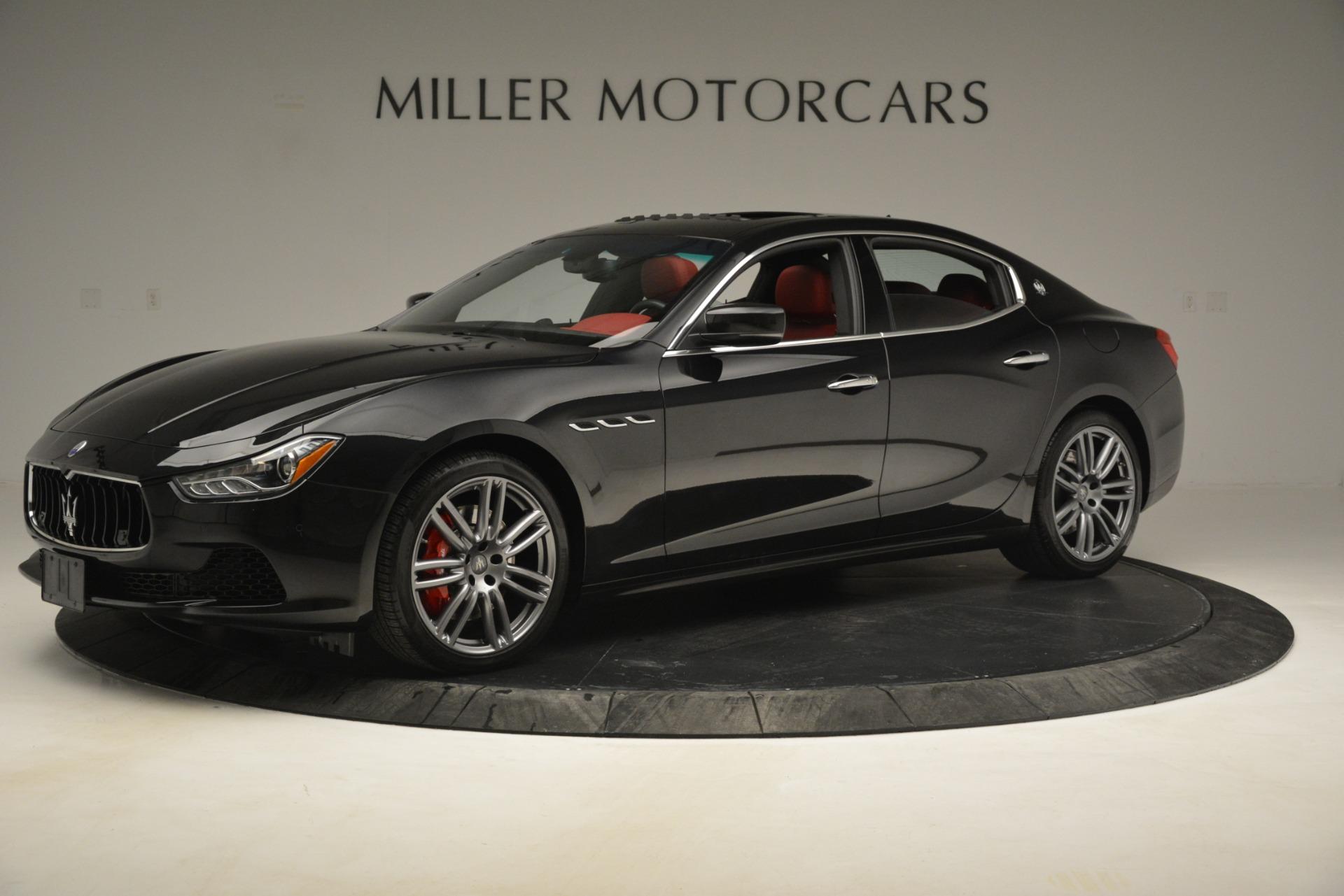 Used 2016 Maserati Ghibli S Q4