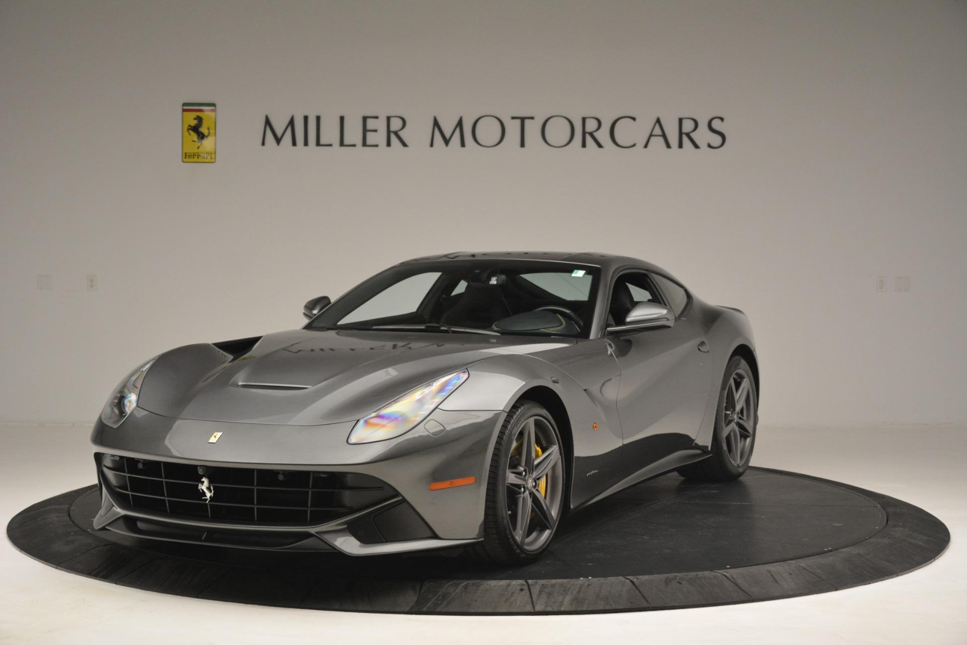 Used 2016 Ferrari F12 Berlinetta  | Greenwich, CT