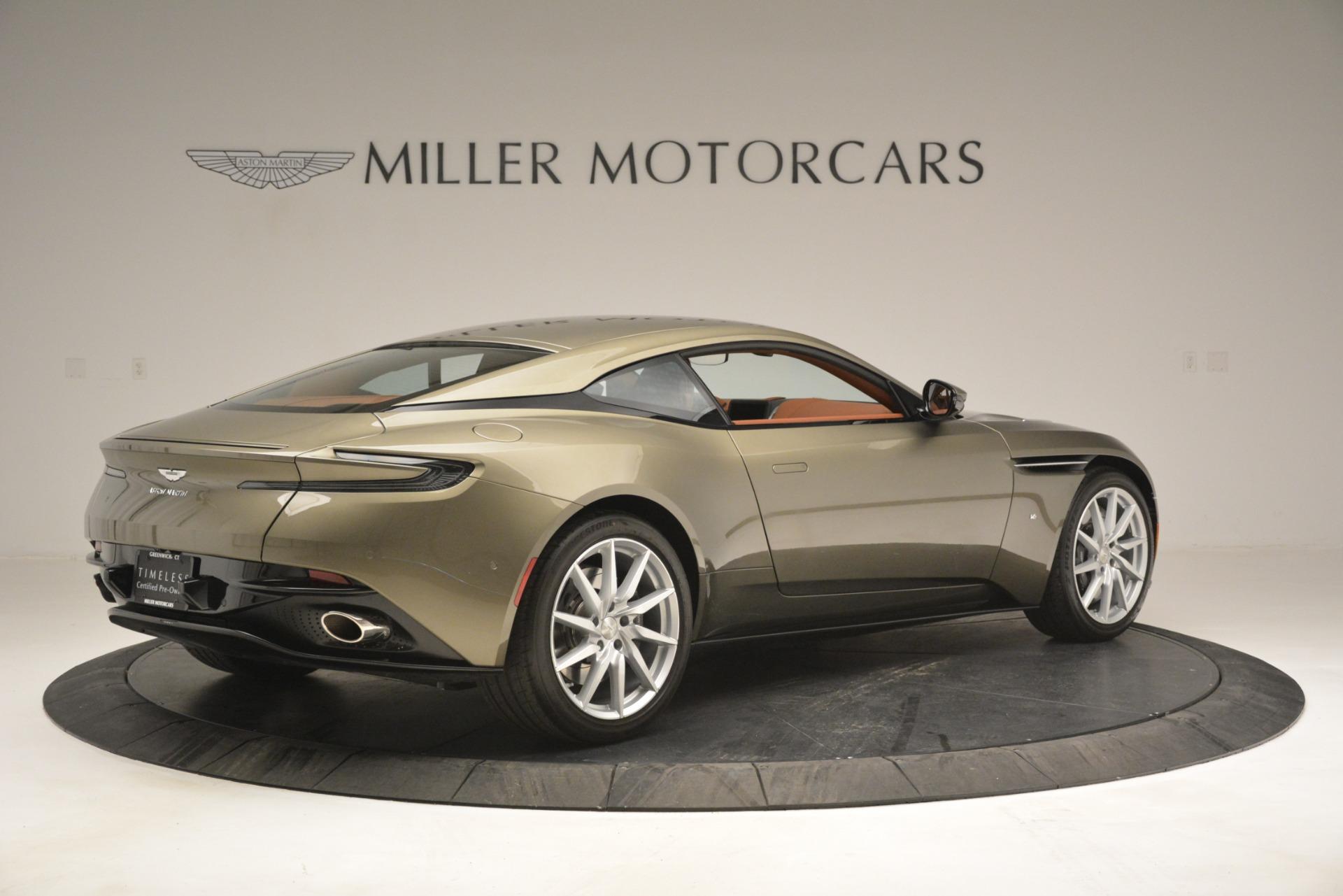 Used 2018 Aston Martin DB11 V12 Coupe