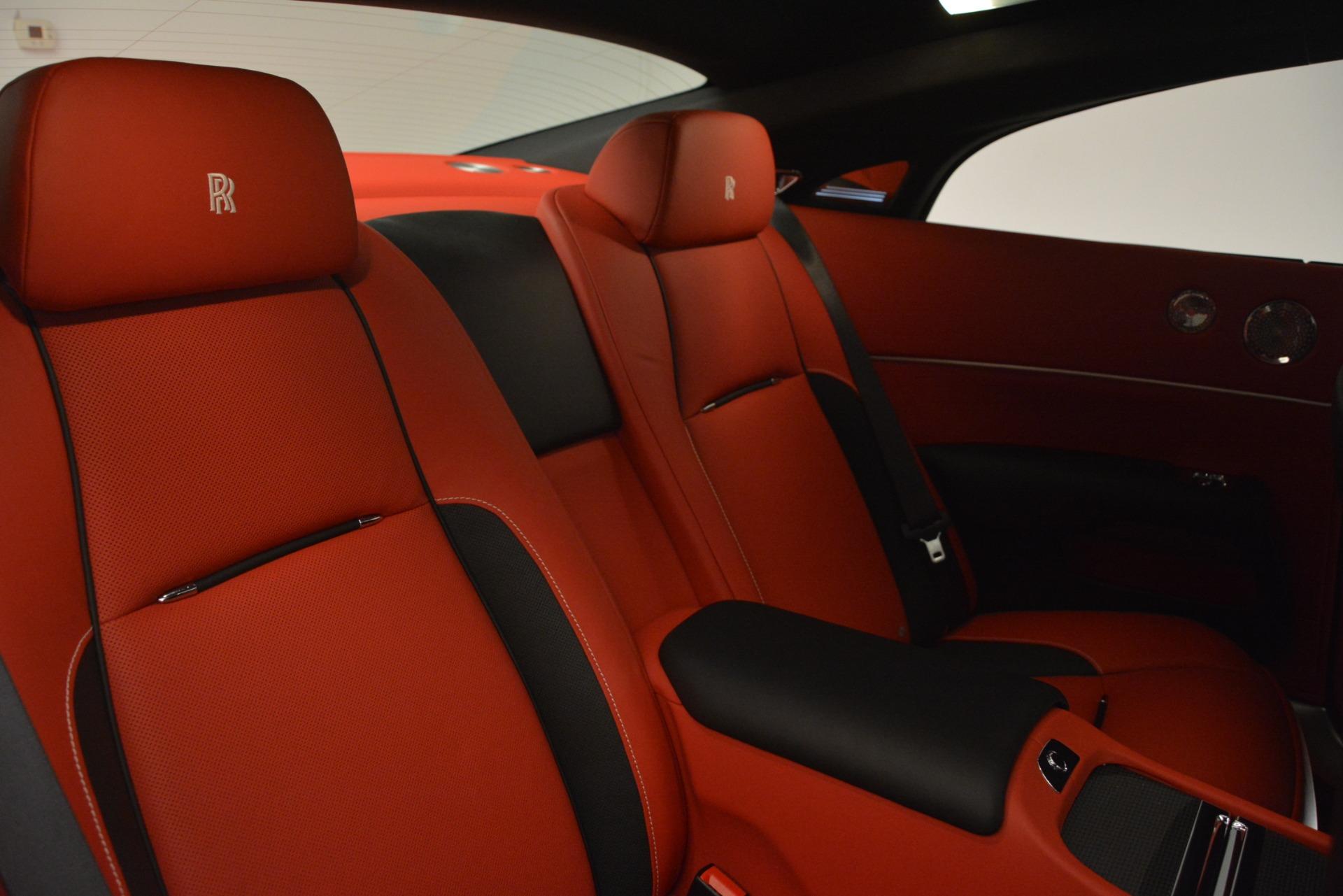 New 2019 Rolls Royce Wraith