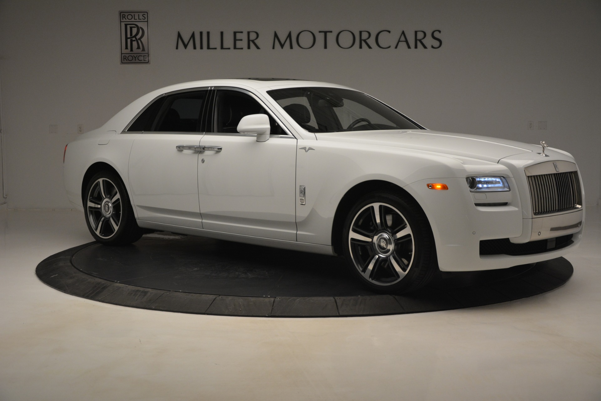 Used 2014 Rolls Royce Ghost V Spec