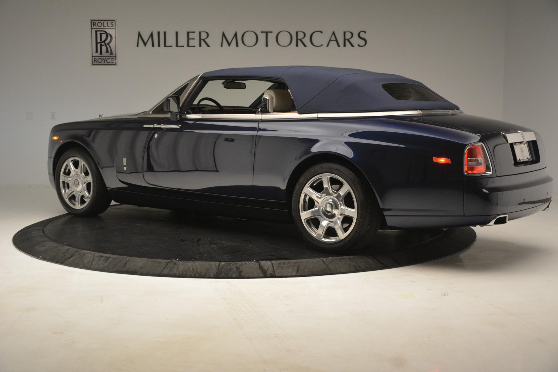 Used 2013 Rolls Royce Phantom Drophead Coupe