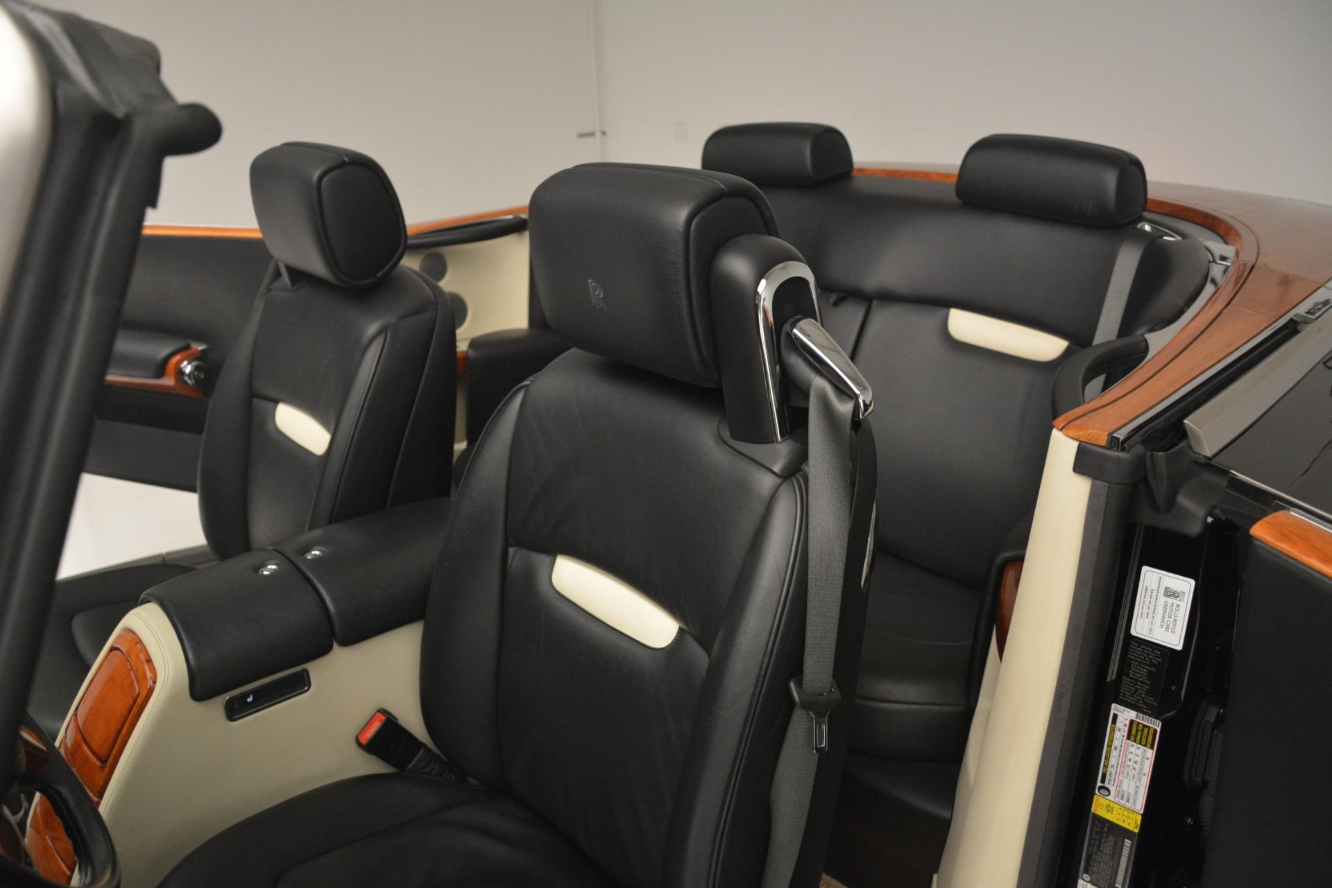 Used 2008 Rolls Royce Phantom Drophead Coupe