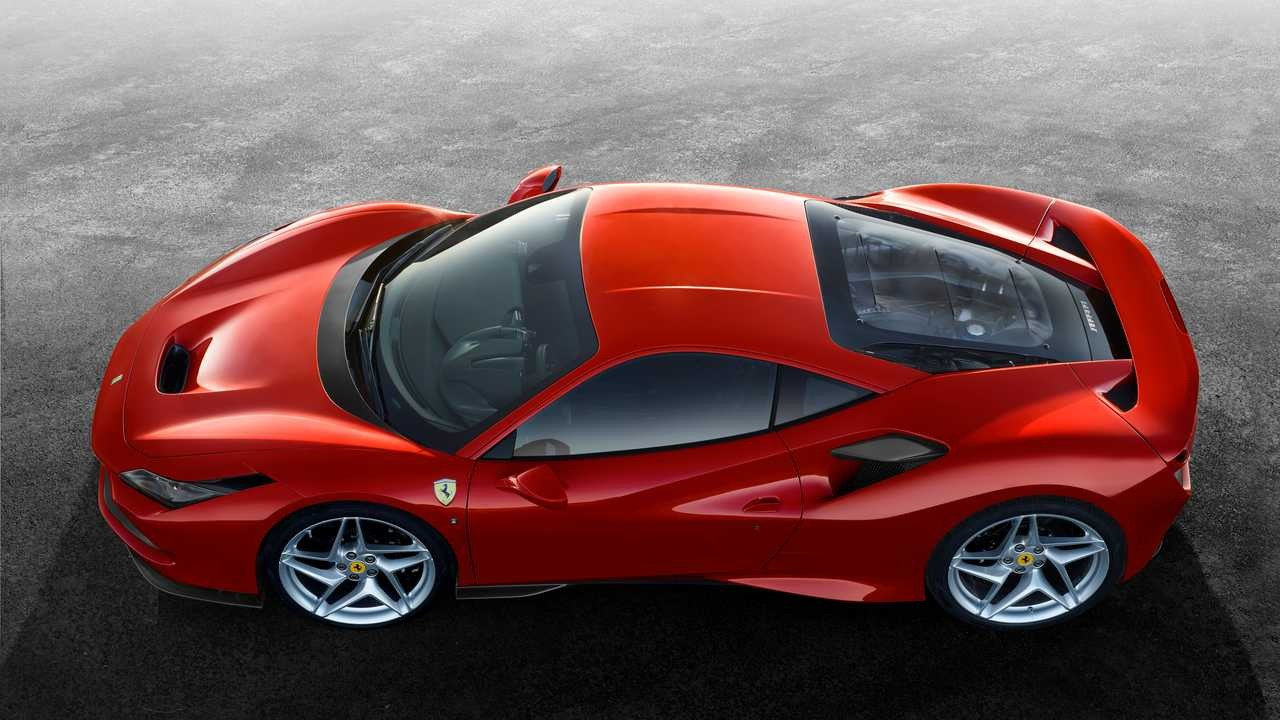 New 2020 Ferrari F8 Tributo