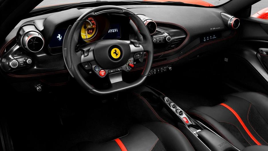 New 2021 Ferrari F8 Tributo