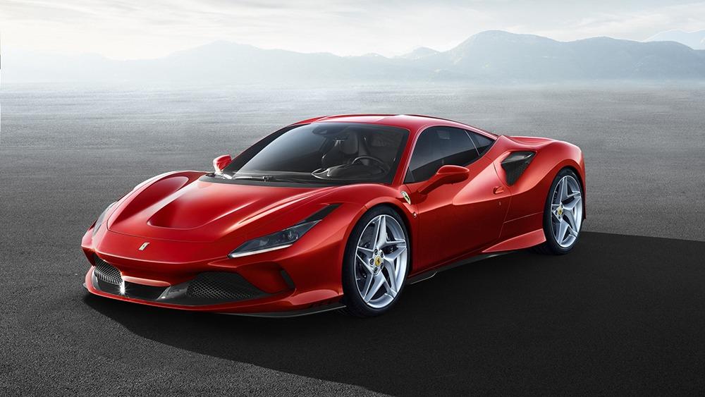 New 2021 Ferrari F8 Tributo  | Greenwich, CT