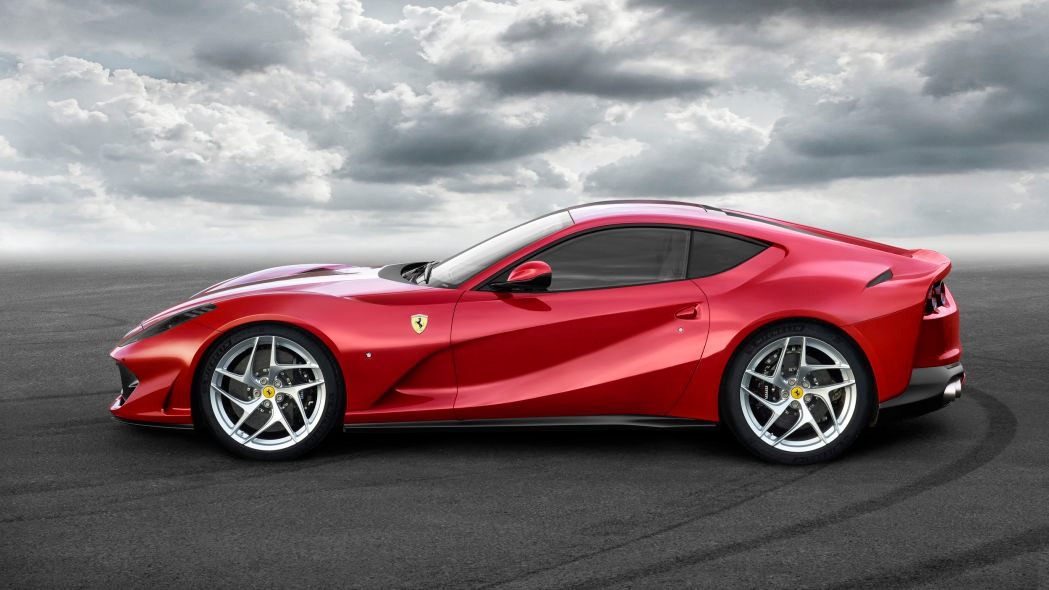 New 2020 Ferrari 812 Superfast