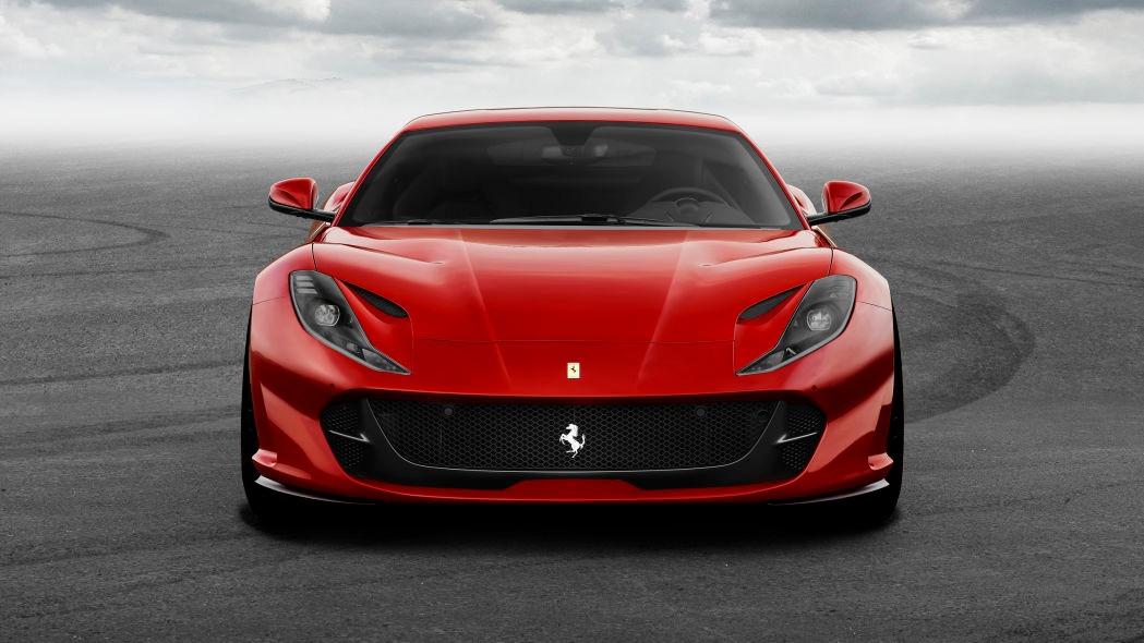 New 2019 Ferrari 812 Superfast