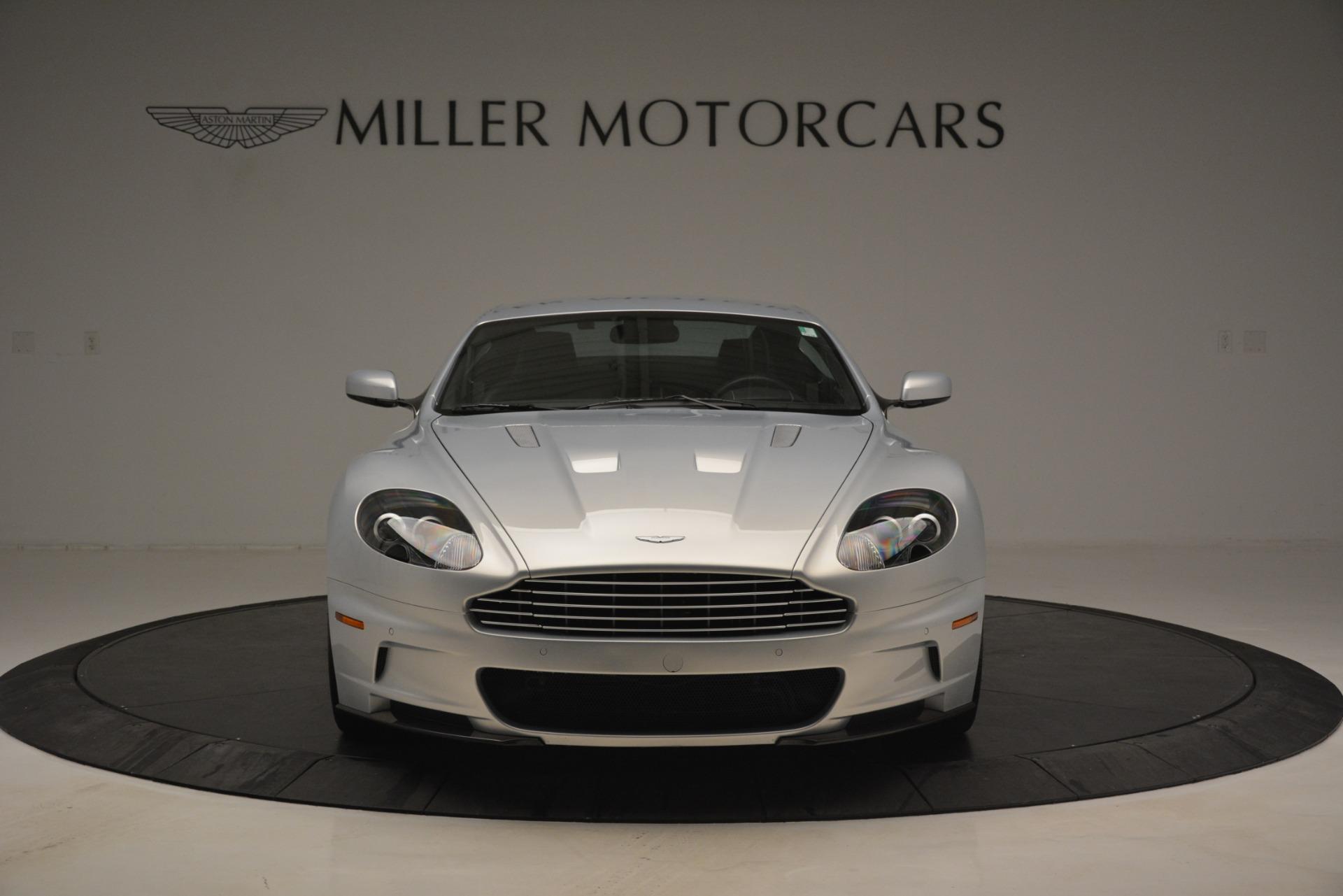 Used 2009 Aston Martin DBS Coupe