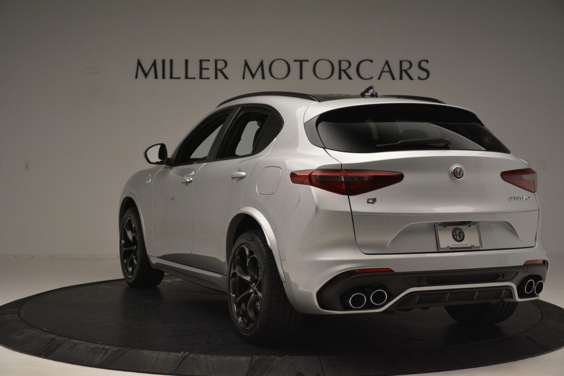 New 2019 Alfa Romeo Stelvio Quadrifoglio