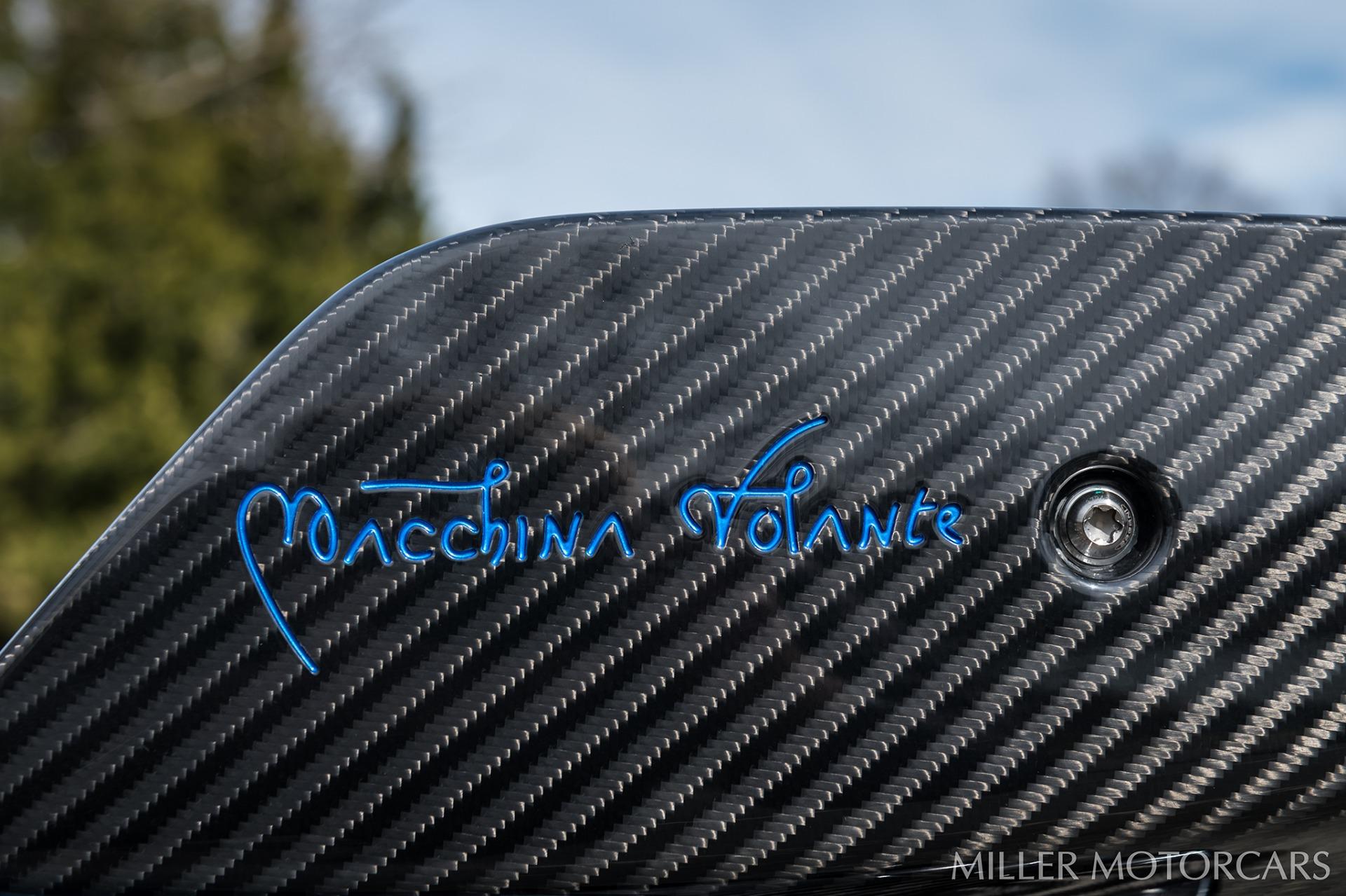 Used 2017 Pagani Huayra BC Macchina Volante