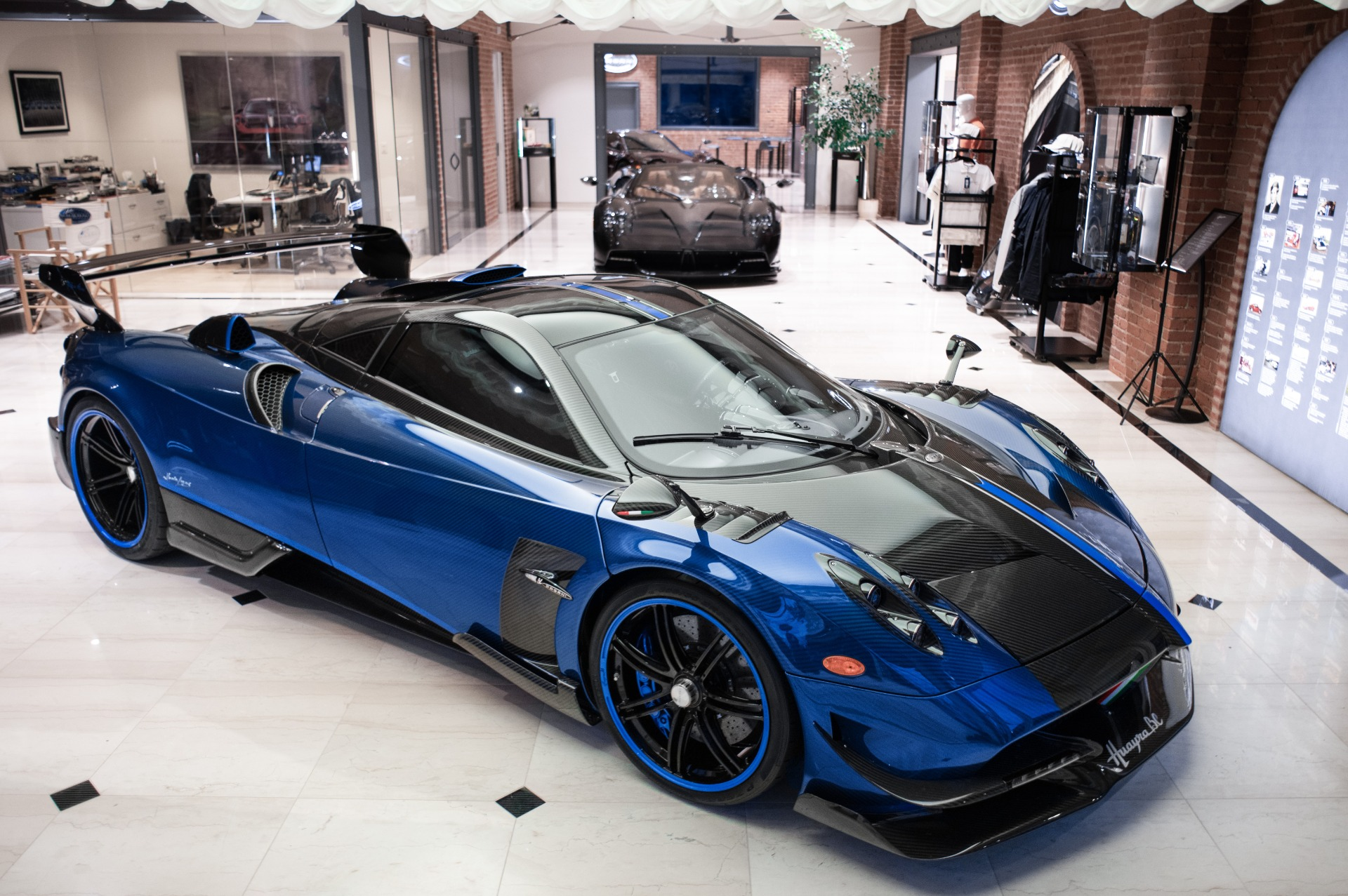 Used 2017 Pagani Huayra Bc Macchina Volante For Sale