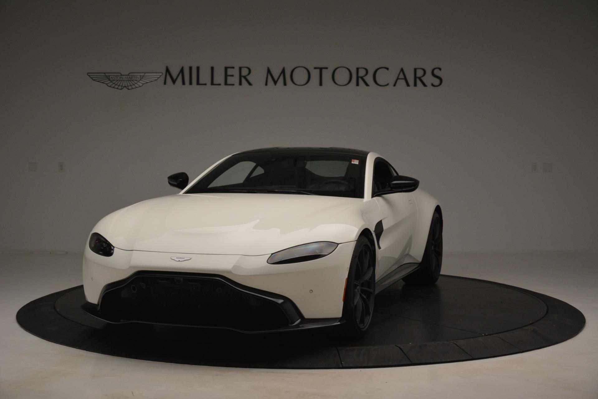 New 2019 Aston Martin Vantage V8
