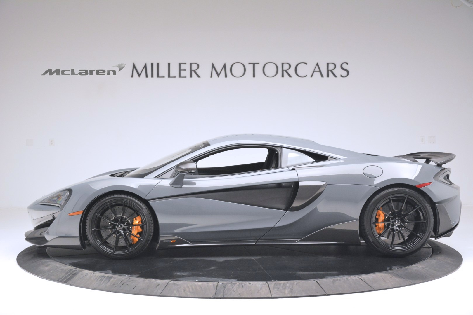 New 2019 McLaren 600LT Coupe
