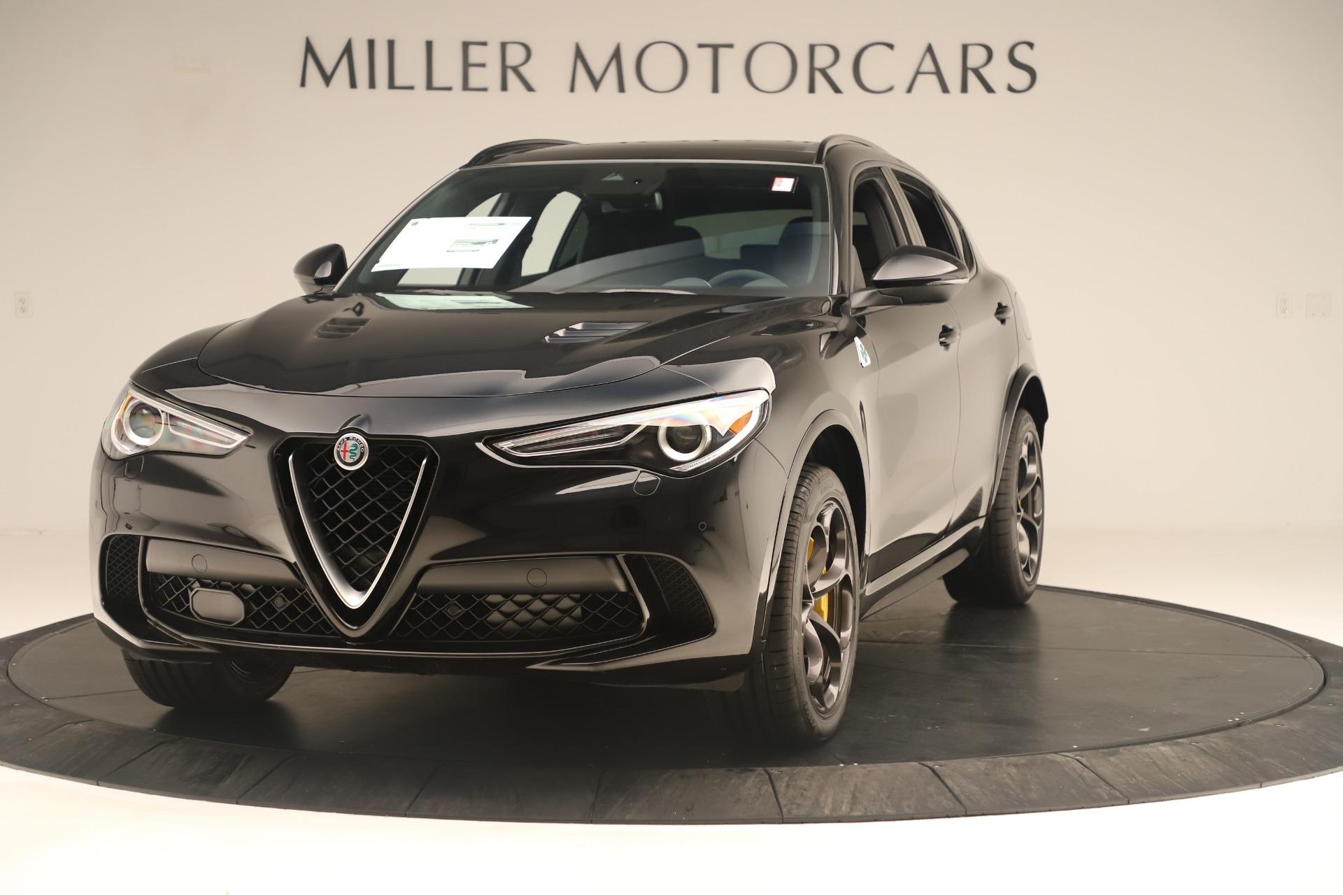 Used 2019 Alfa Romeo Stelvio Quadrifoglio   Greenwich, CT