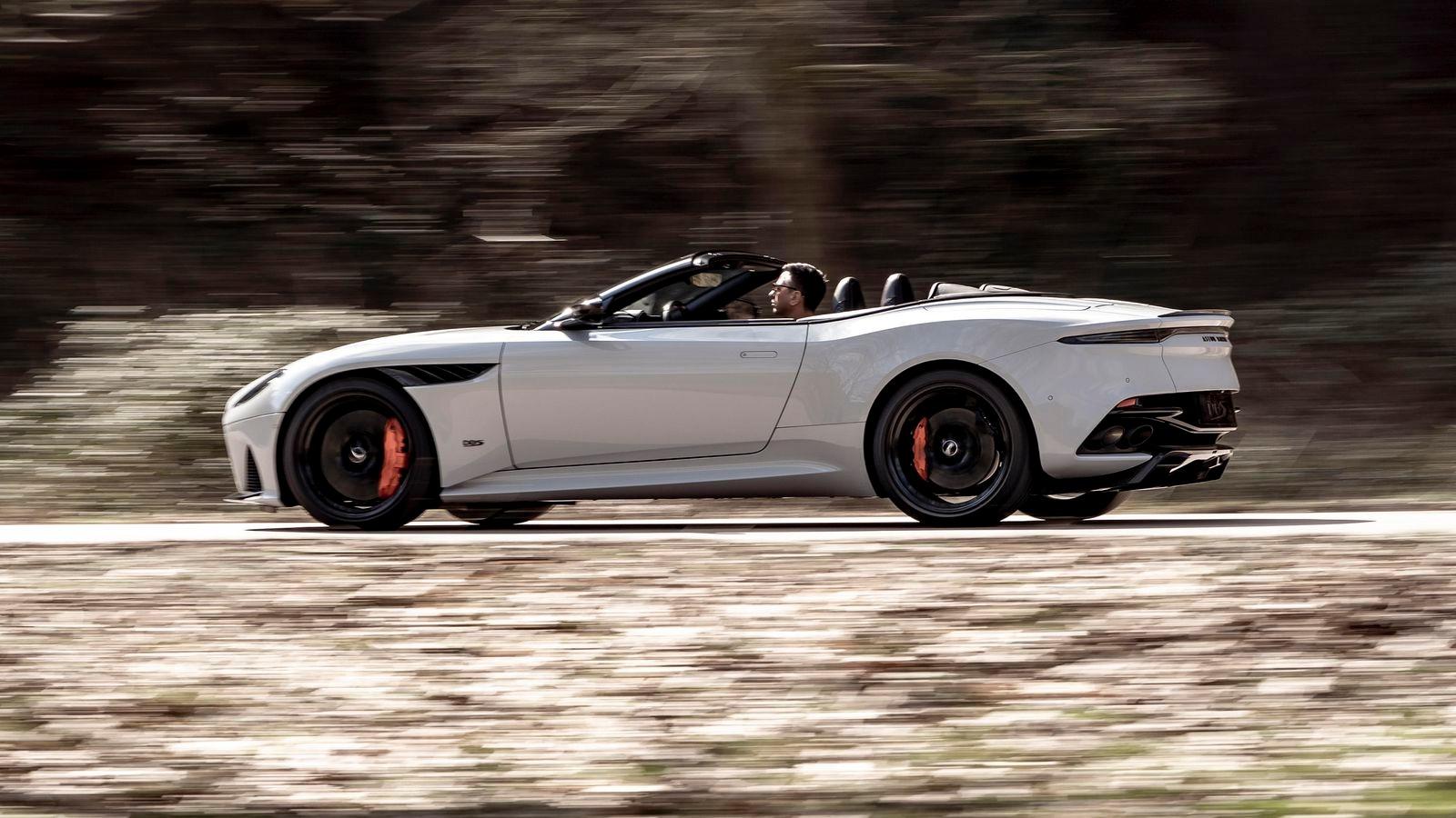 New 2020 Aston Martin DBS Convertible