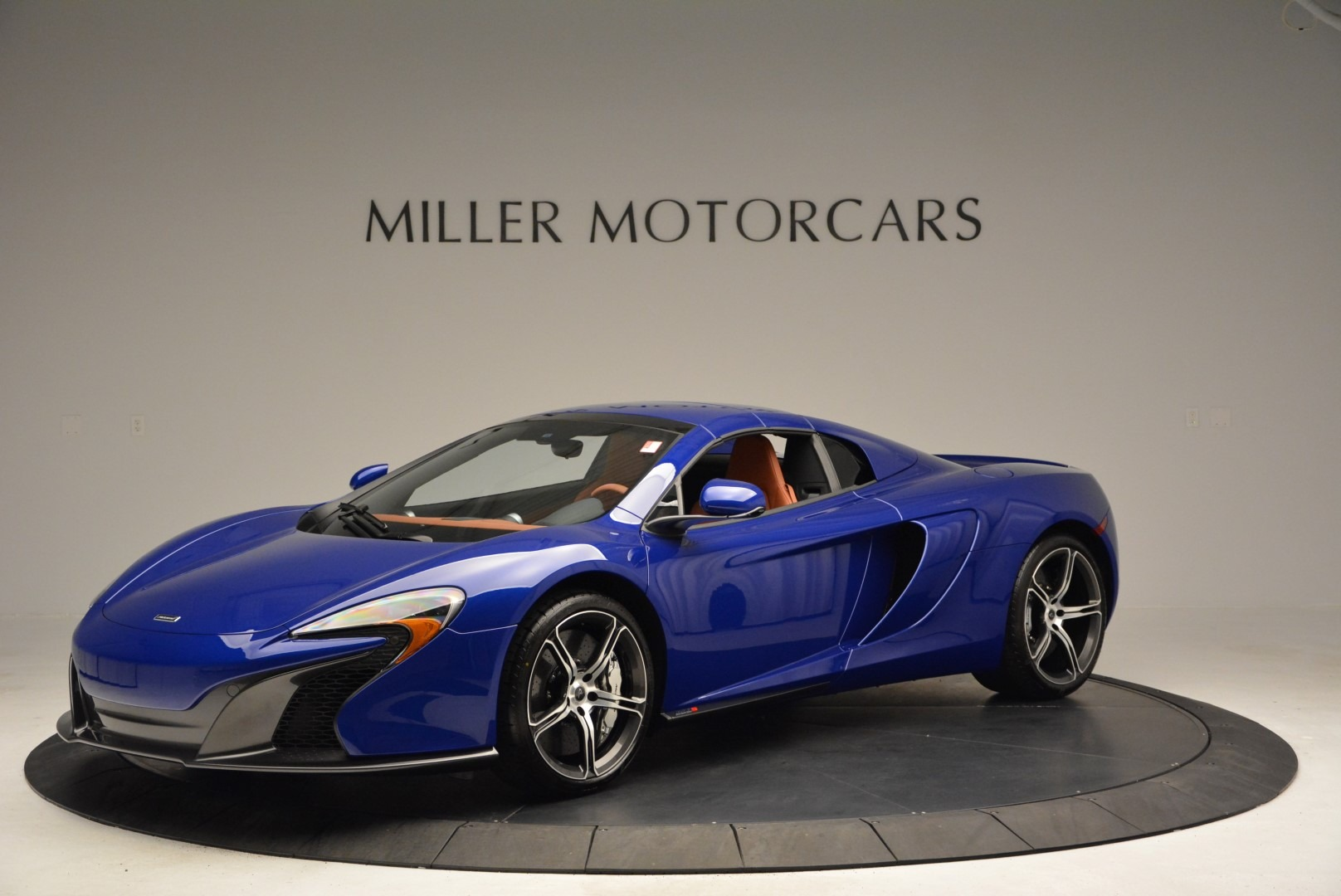Used 2015 McLaren 650S Spider Convertible