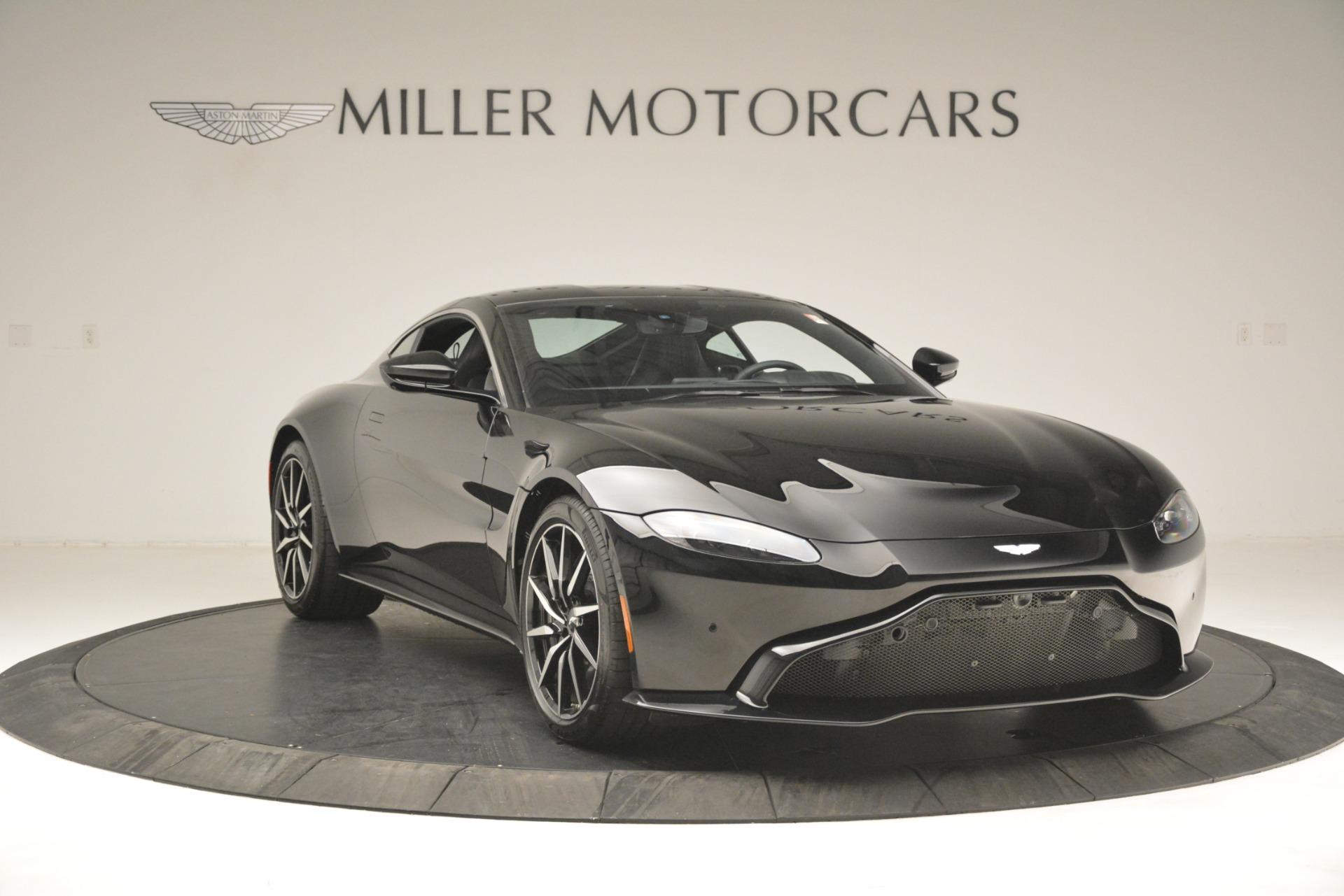 New 2019 Aston Martin Vantage Coupe