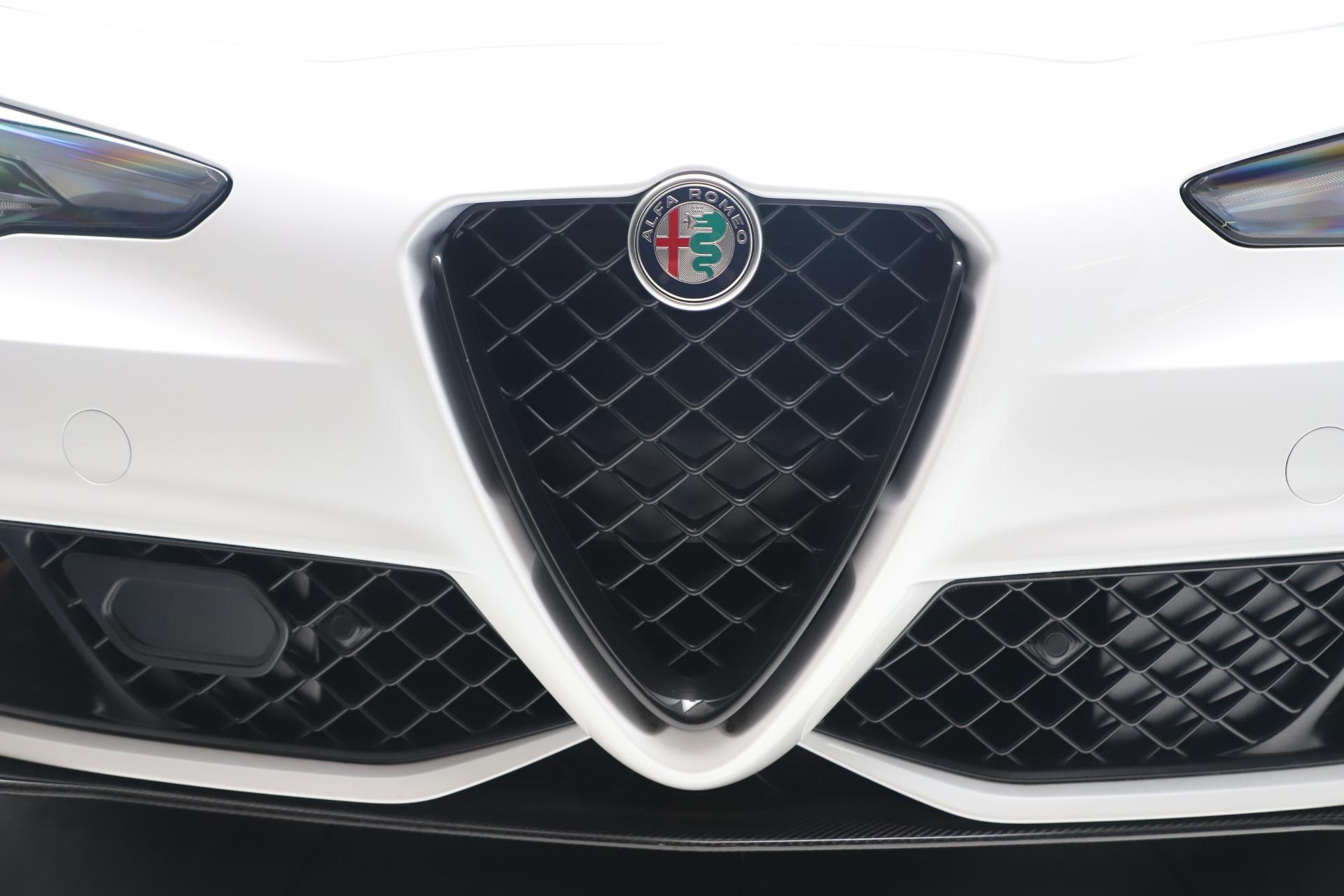 New 2019 Alfa Romeo Giulia Quadrifoglio