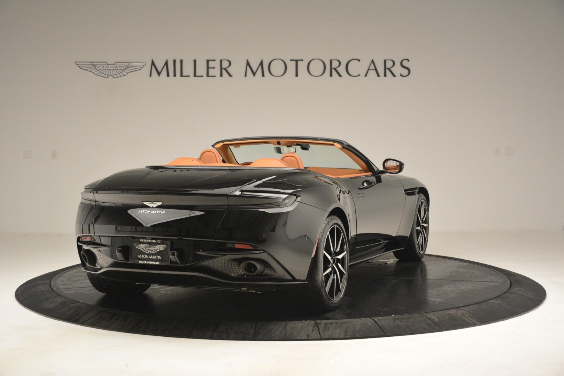 New 2019 Aston Martin DB11 V8 Convertible