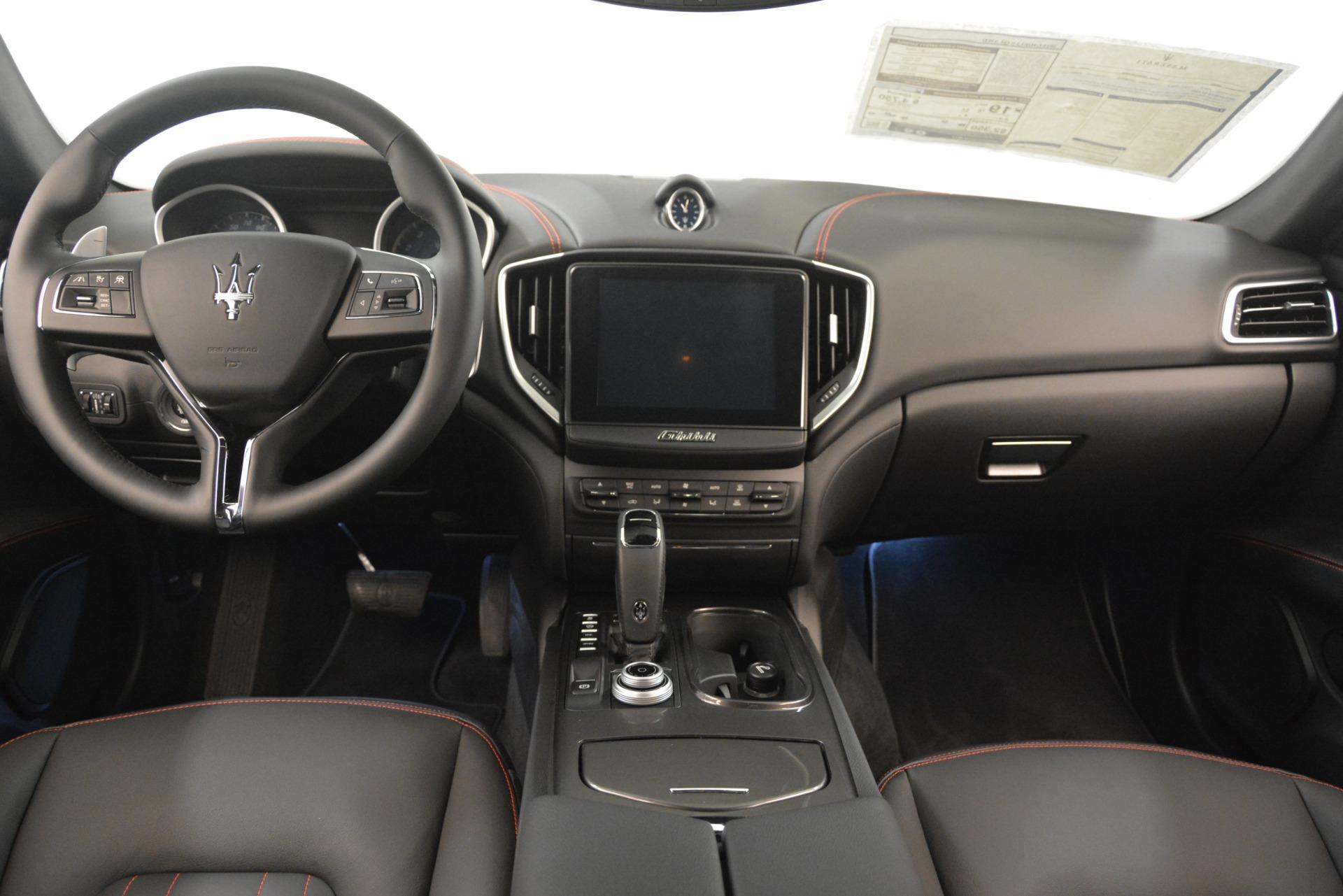 New 2019 Maserati Ghibli S Q4