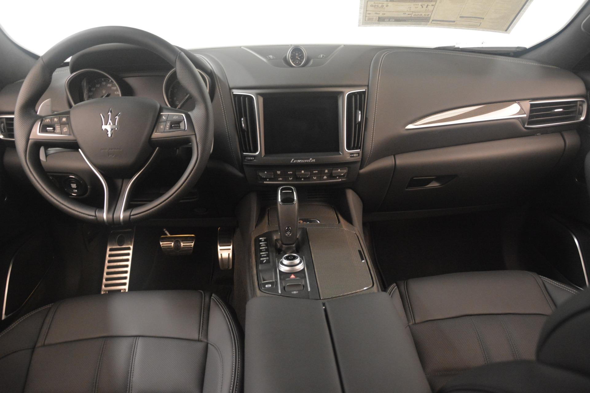 New 2019 Maserati Levante S Q4 GranSport